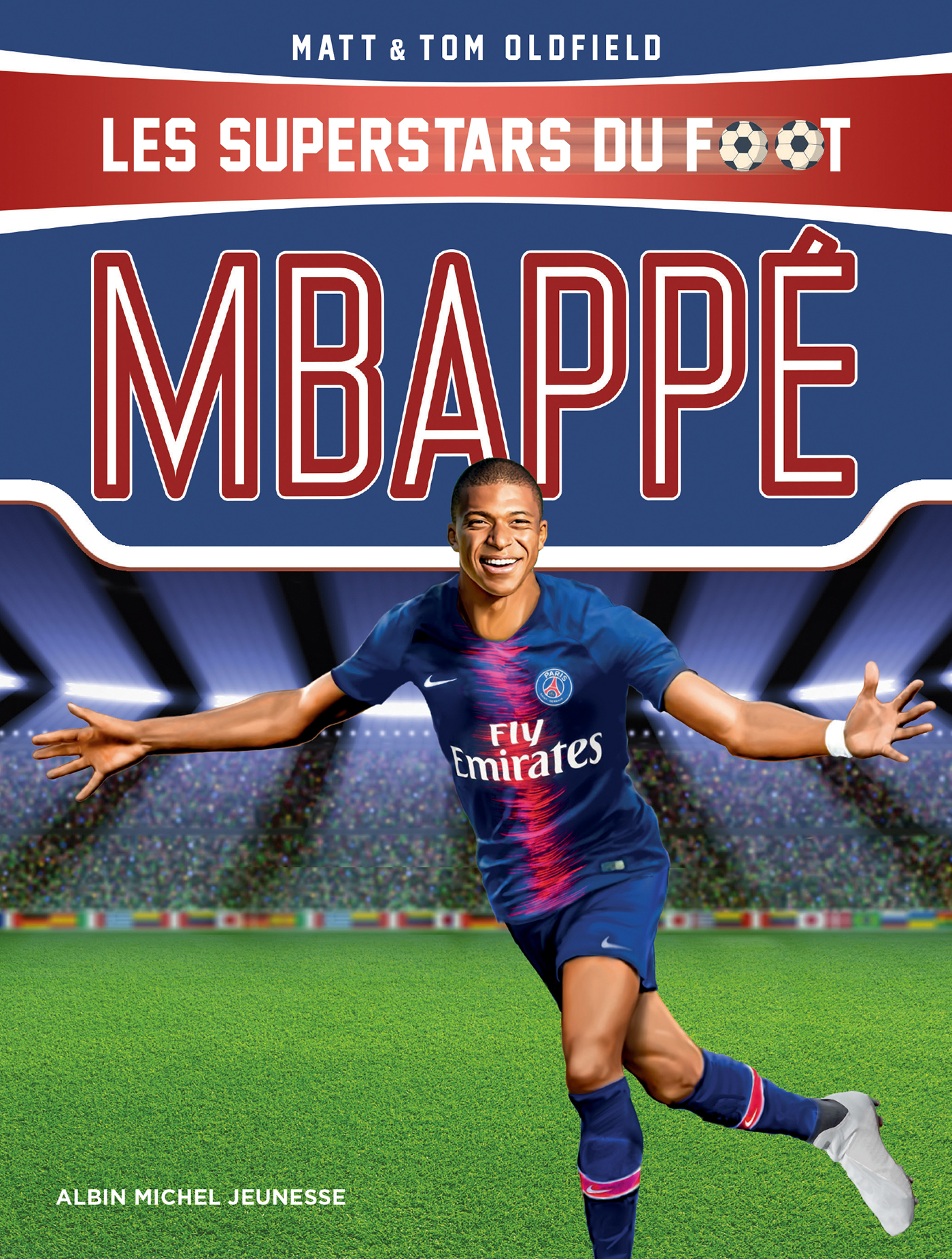 Mbappé | Oldfield, Tom. Auteur