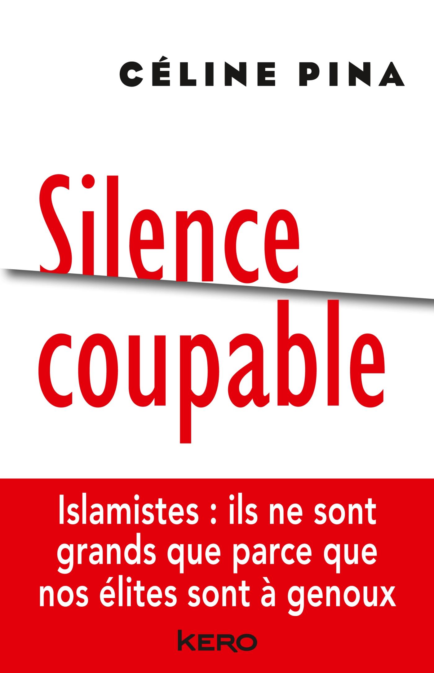 Silence coupable | Pina, Céline. Auteur