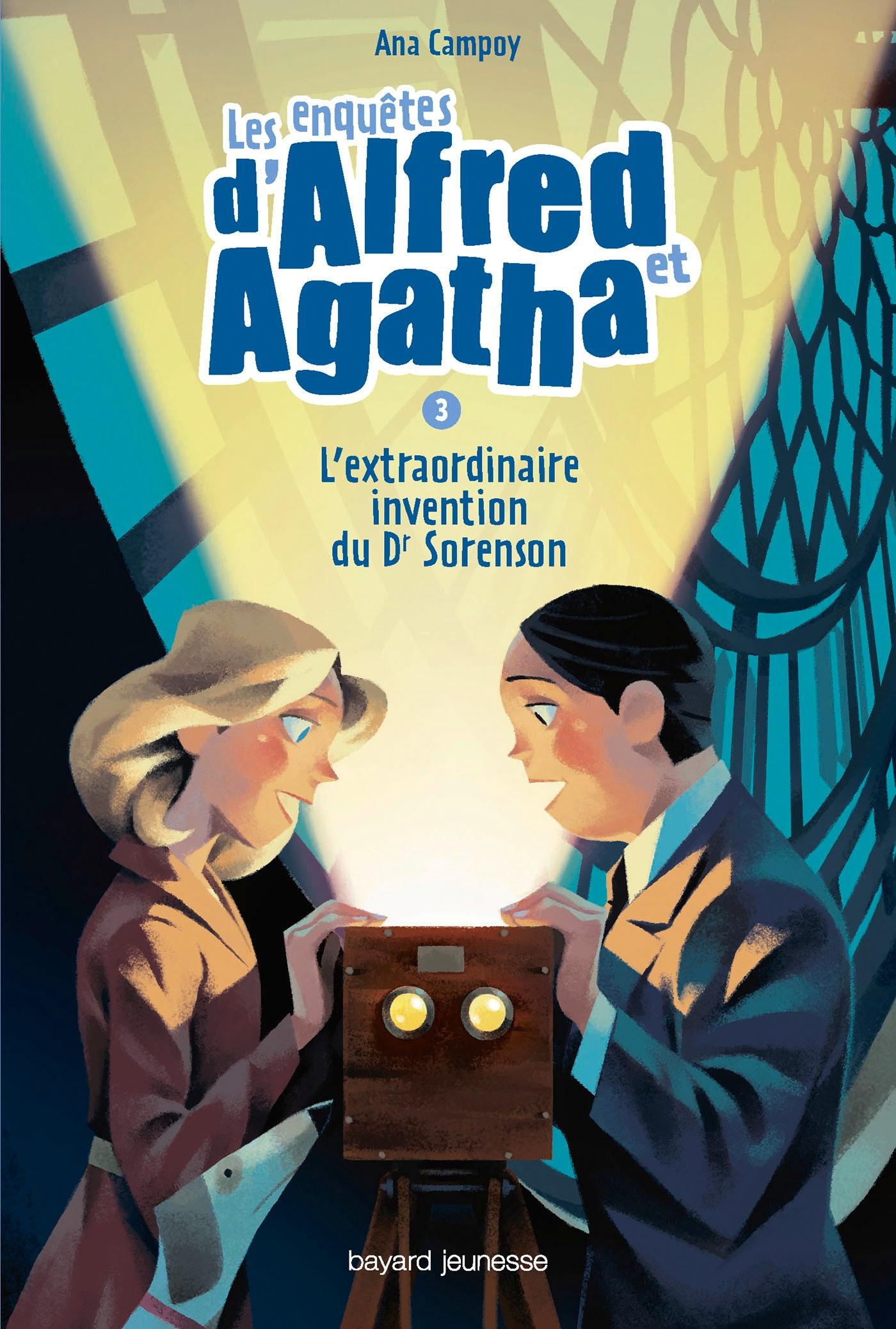 Les enquêtes d'Alfred et Agatha, Tome 03 |