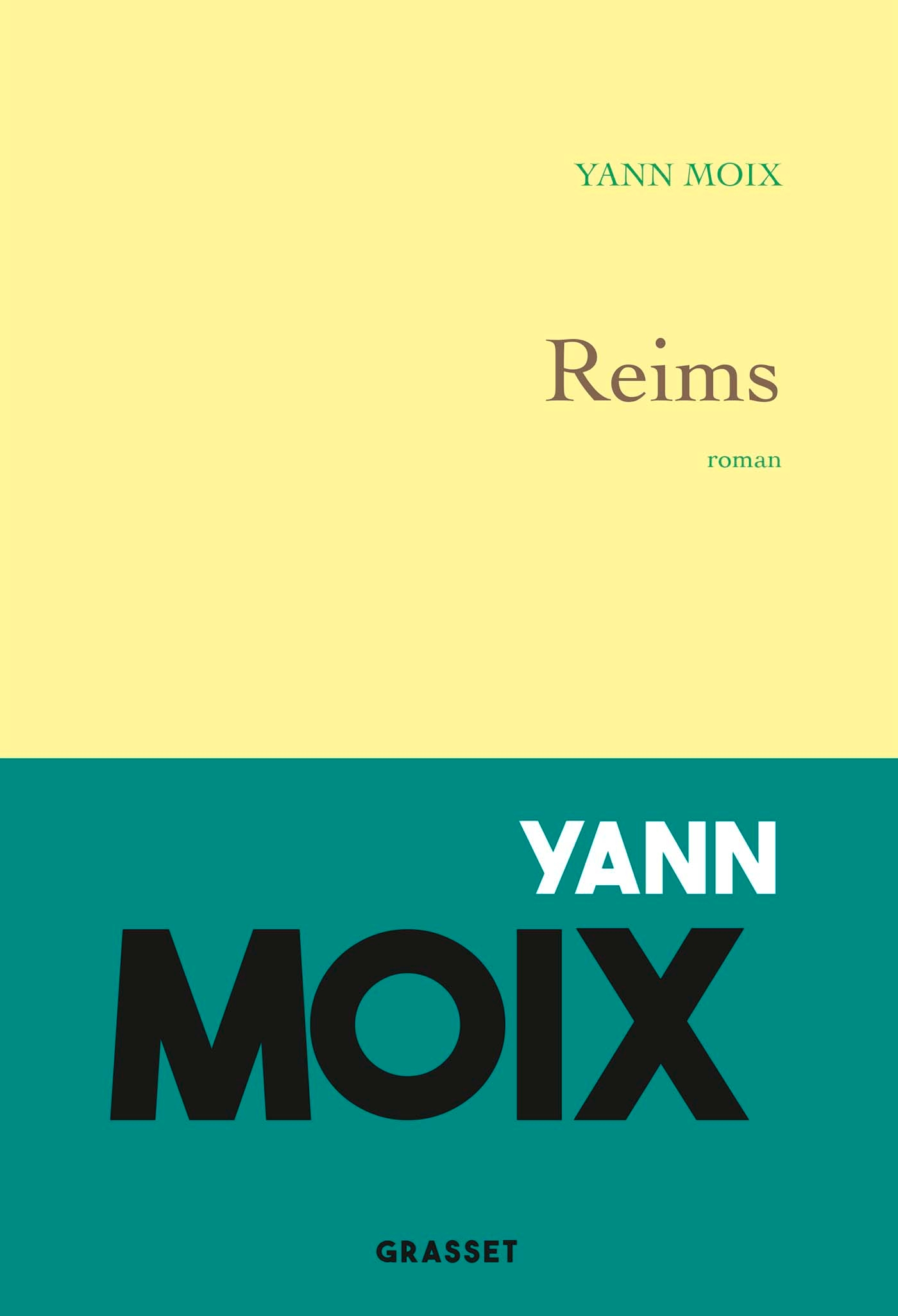Reims | Moix, Yann. Auteur