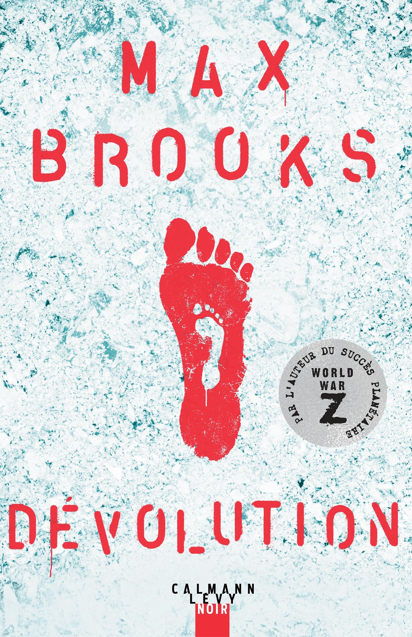 Dévolution | Brooks, Max. Auteur