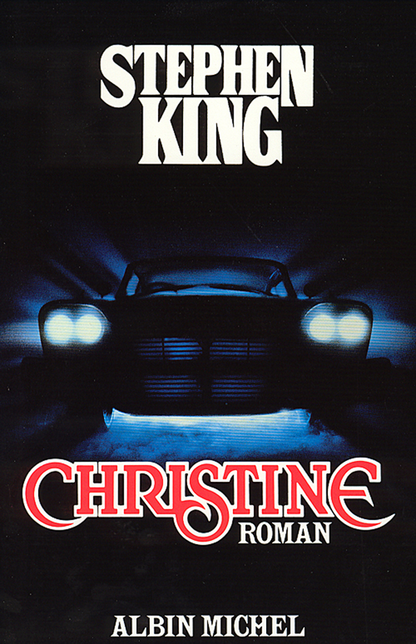 Christine | King, Stephen. Auteur