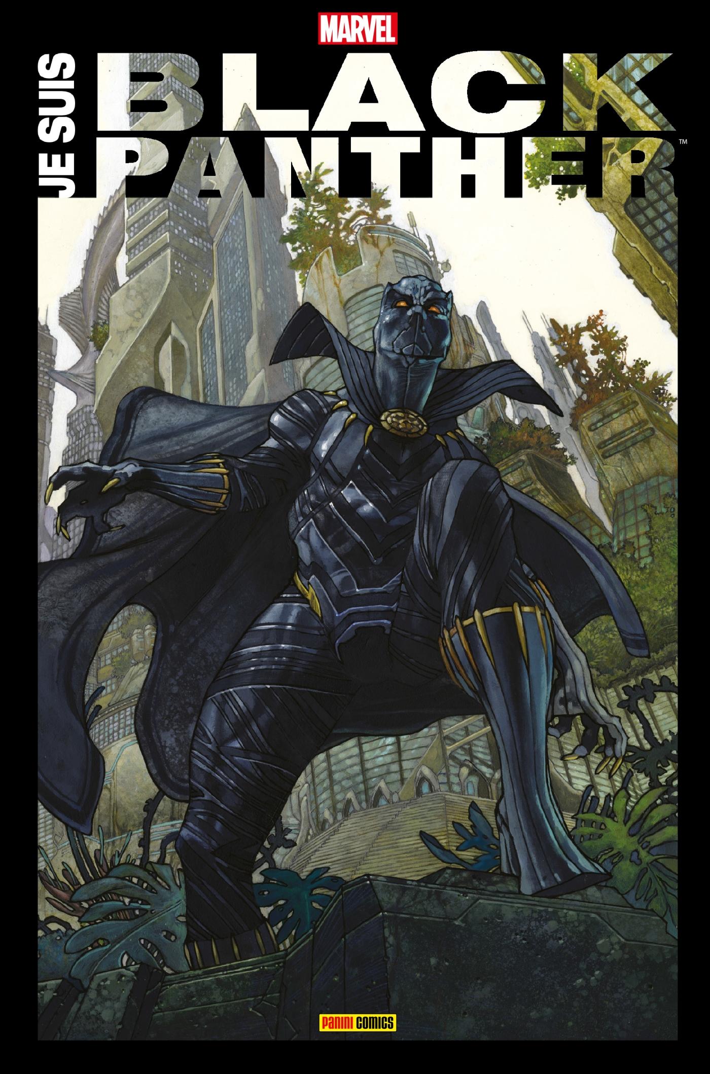 Je suis Black Panther | Collectif, . Auteur