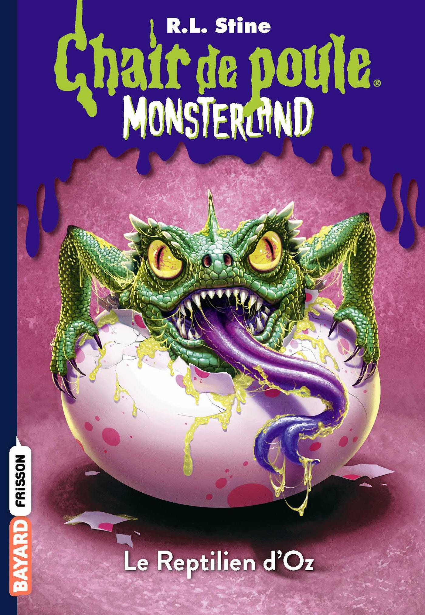 Monsterland, Tome 10 | Stine, R.L. Auteur