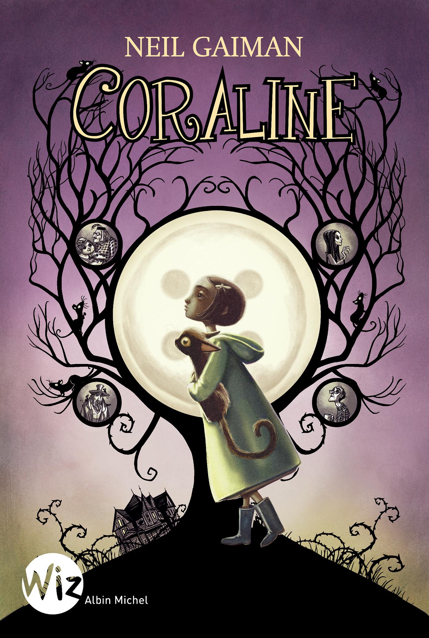 Coraline | Gaiman, Neil. Auteur