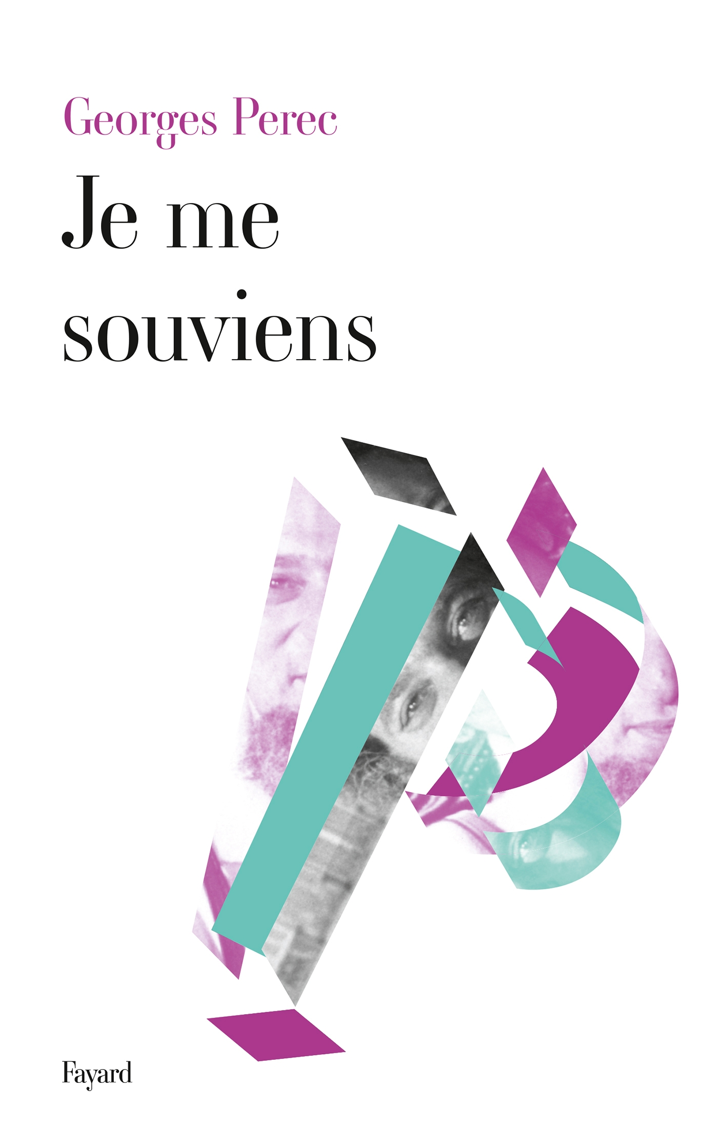 Je Me Souviens | Perec, Georges