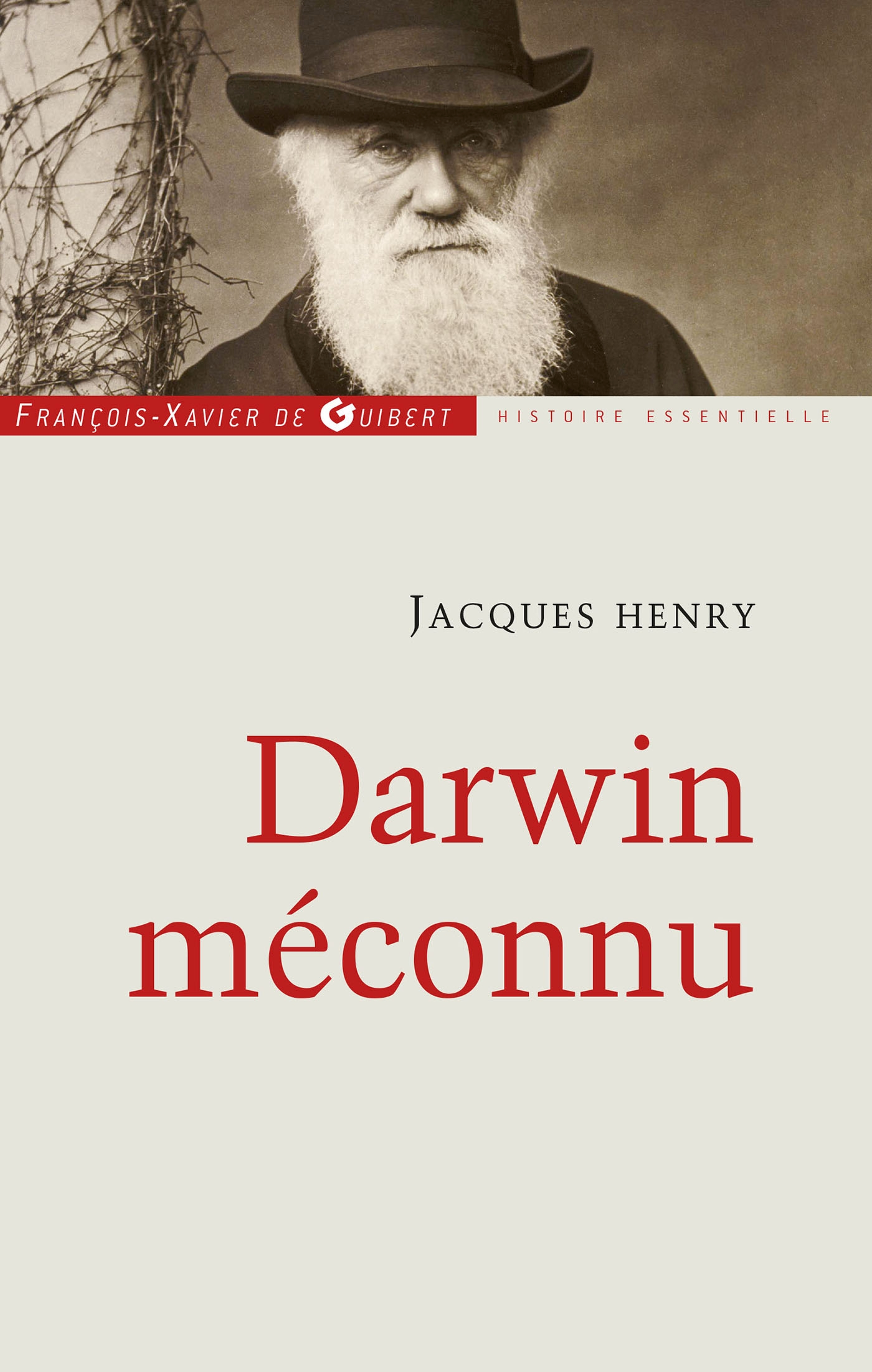 Cover image (Darwin méconnu)