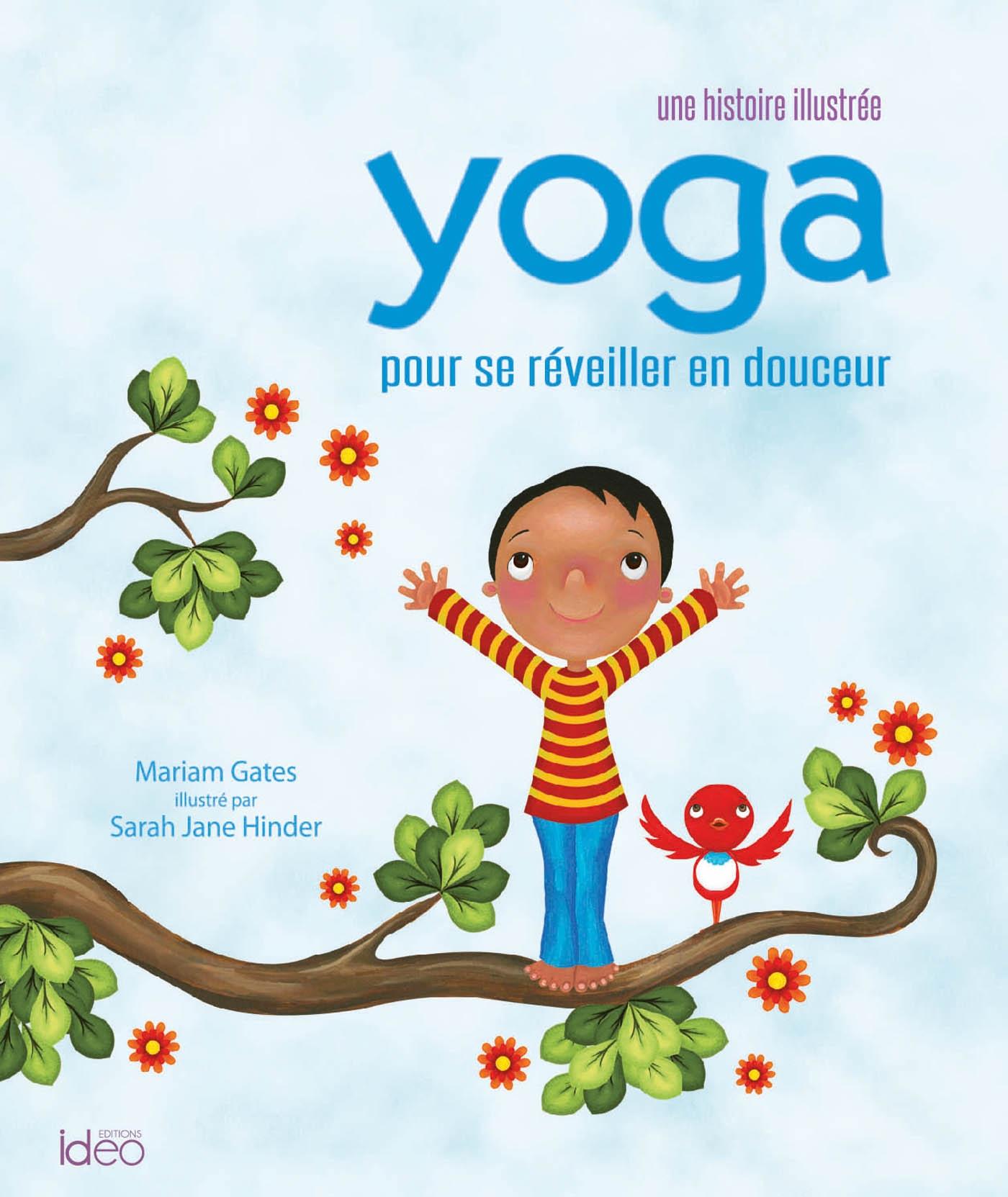 Yoga pour se réveiller en douceur | Gates, Mariam. Auteur