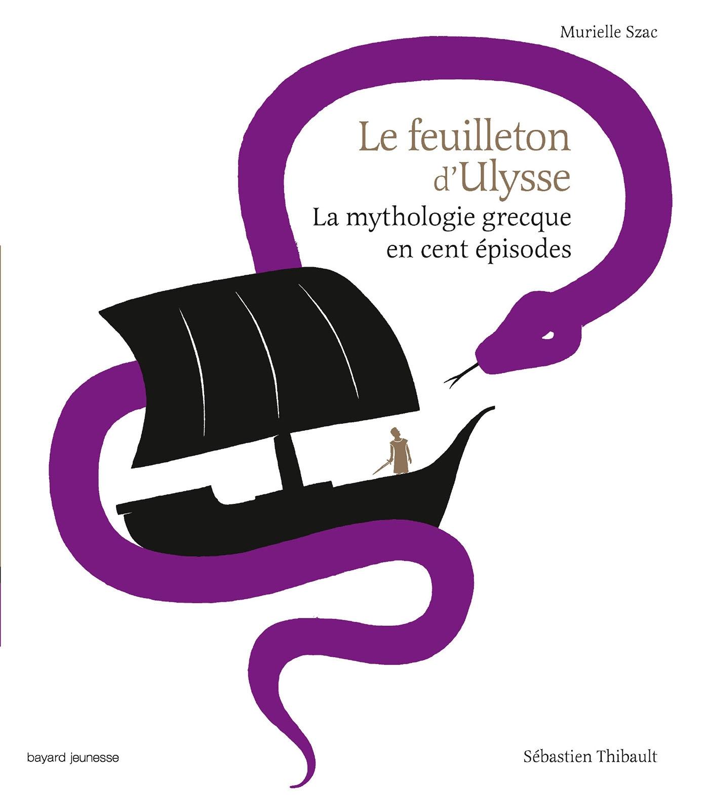 Le feuilleton d'Ulysse | Szac, Murielle