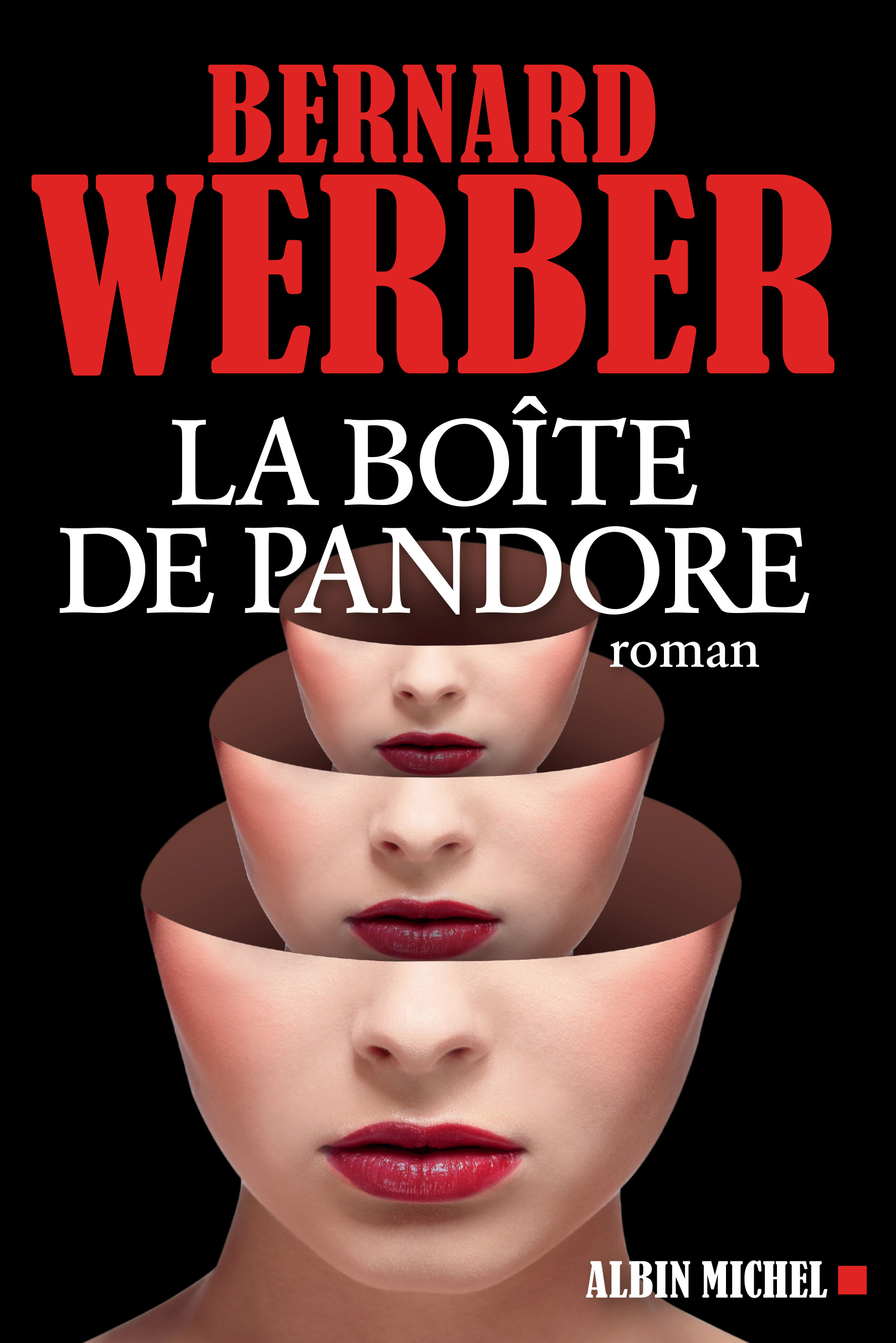La Boîte de Pandore | Werber, Bernard. Auteur