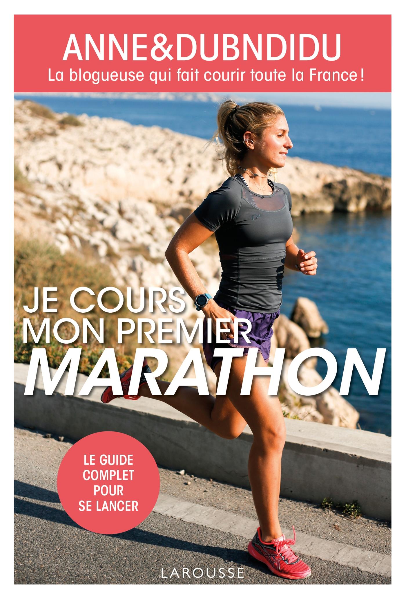 Je cours mon premier marathon |