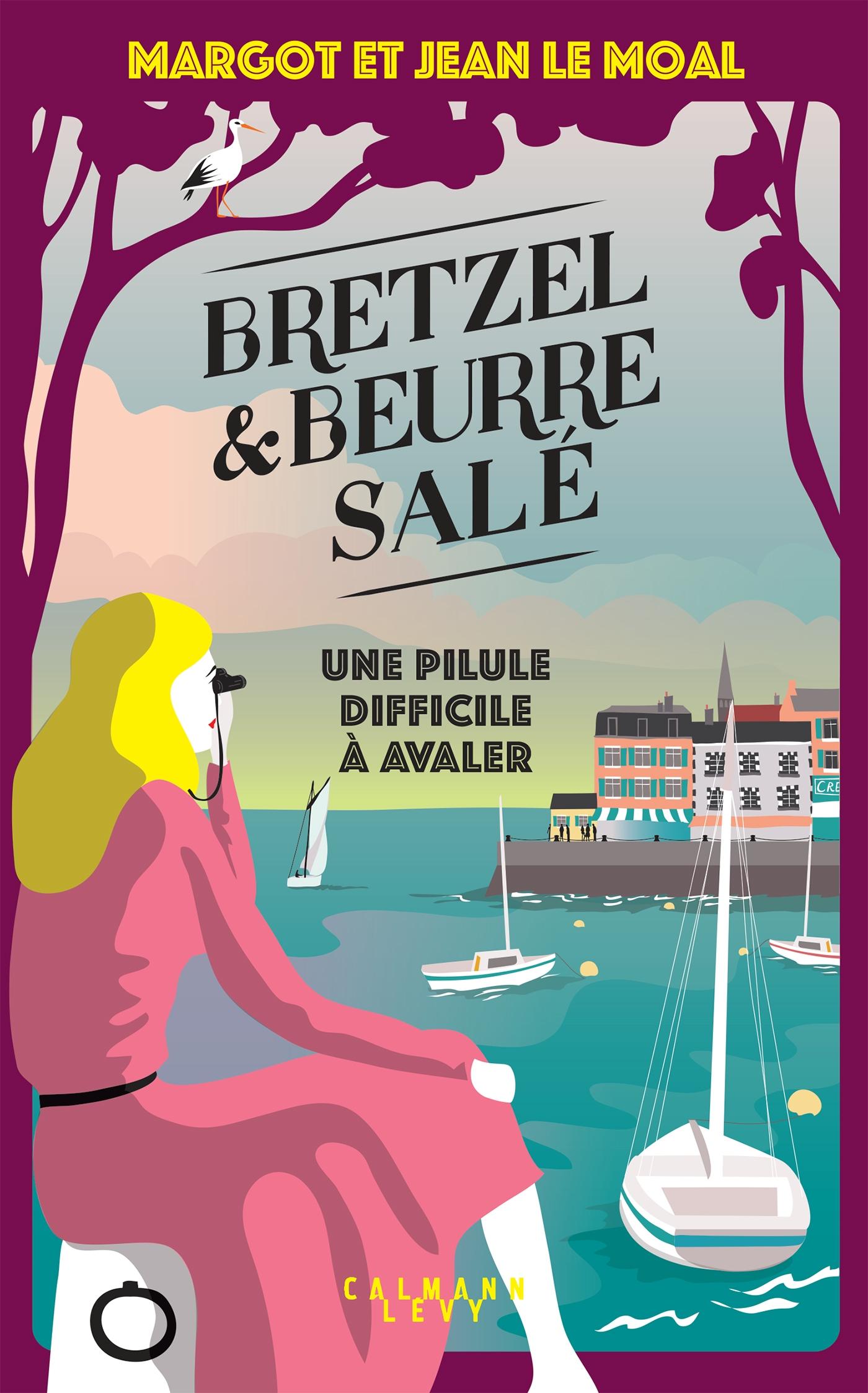 Bretzel & beurre salé - Tome 2 | Le Moal, Margot. Auteur