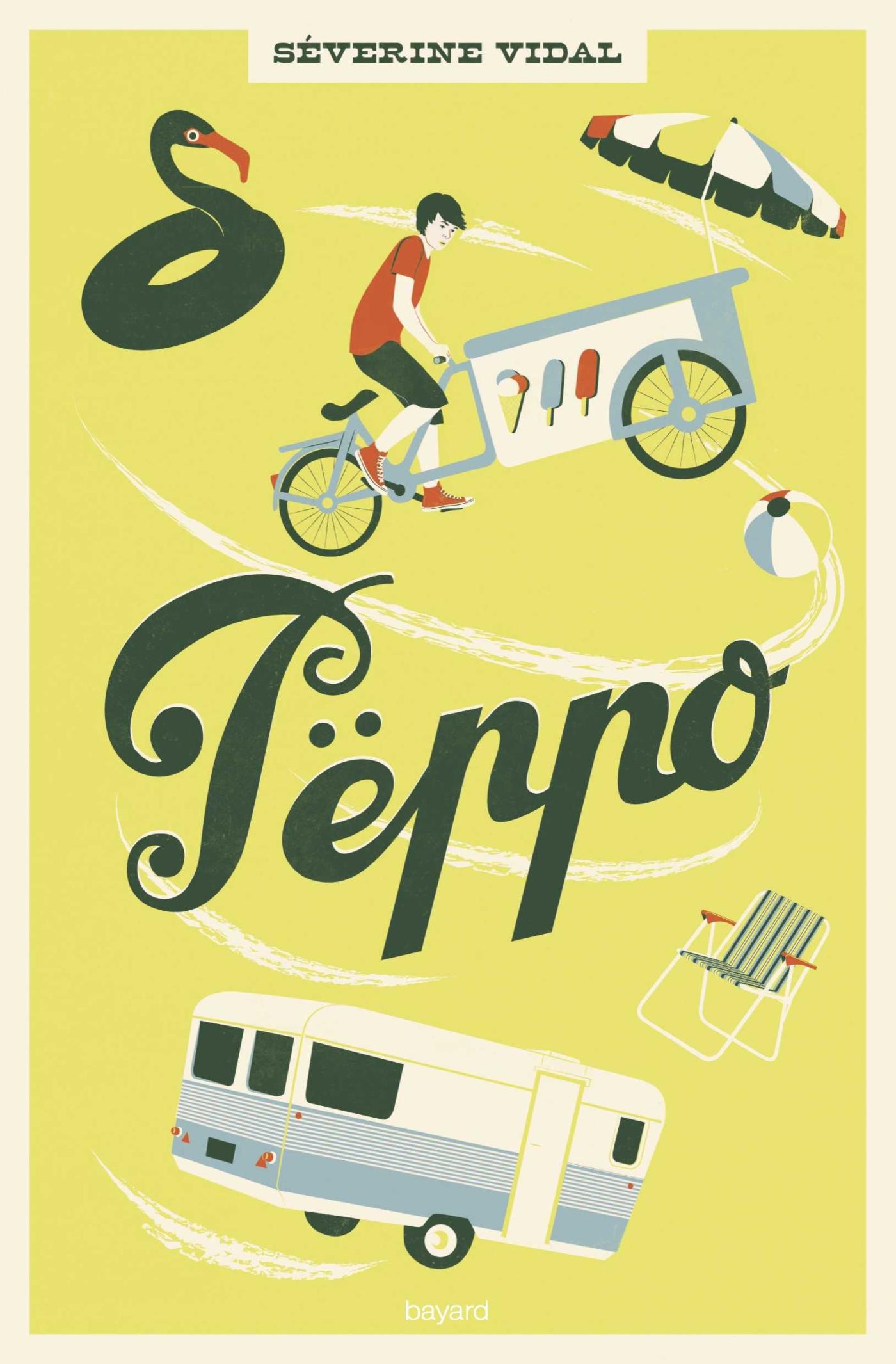 Peppo | Vidal, Séverine. Auteur