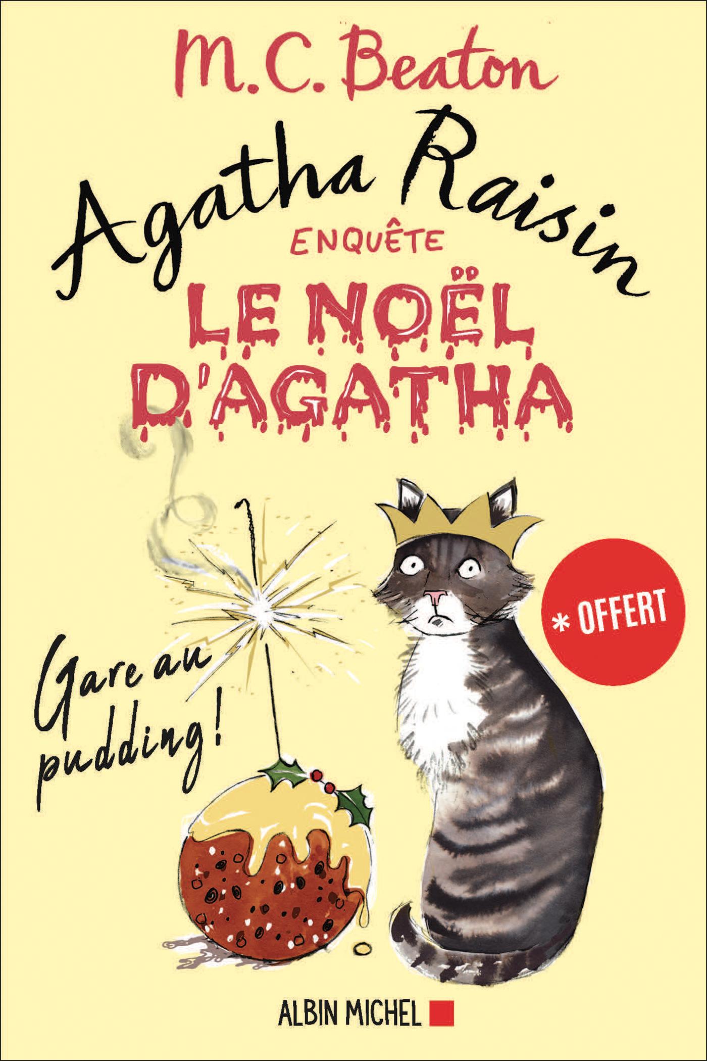 Le Noël d'Agatha - nouvelle inédite Agatha Raisin | Beaton, M. C.. Auteur