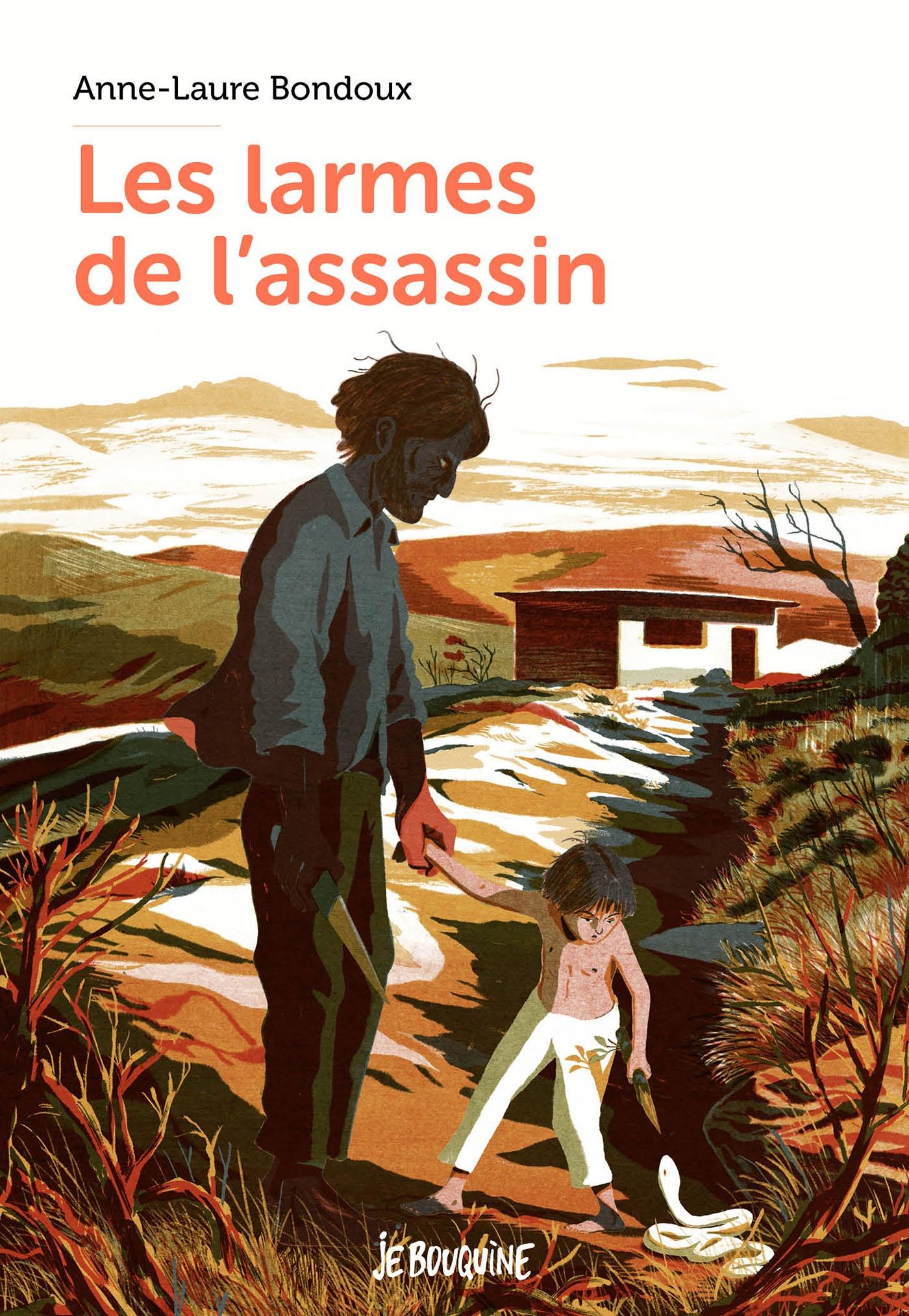 Les larmes de l'assassin | Bondoux, Anne-Laure