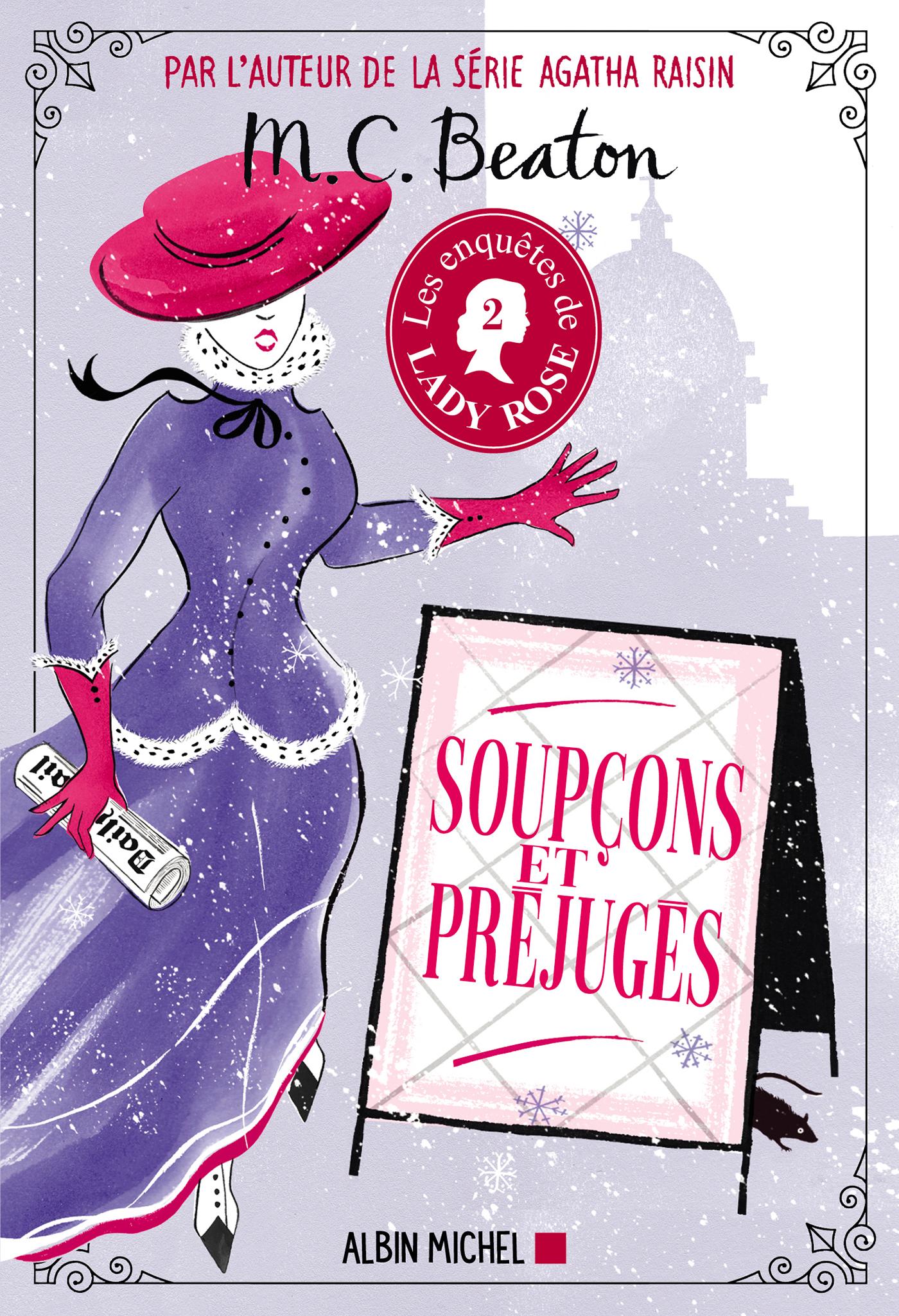 Les Enquêtes de Lady Rose - tome 2 - Soupçons et préjugés | Beaton, M. C.. Auteur