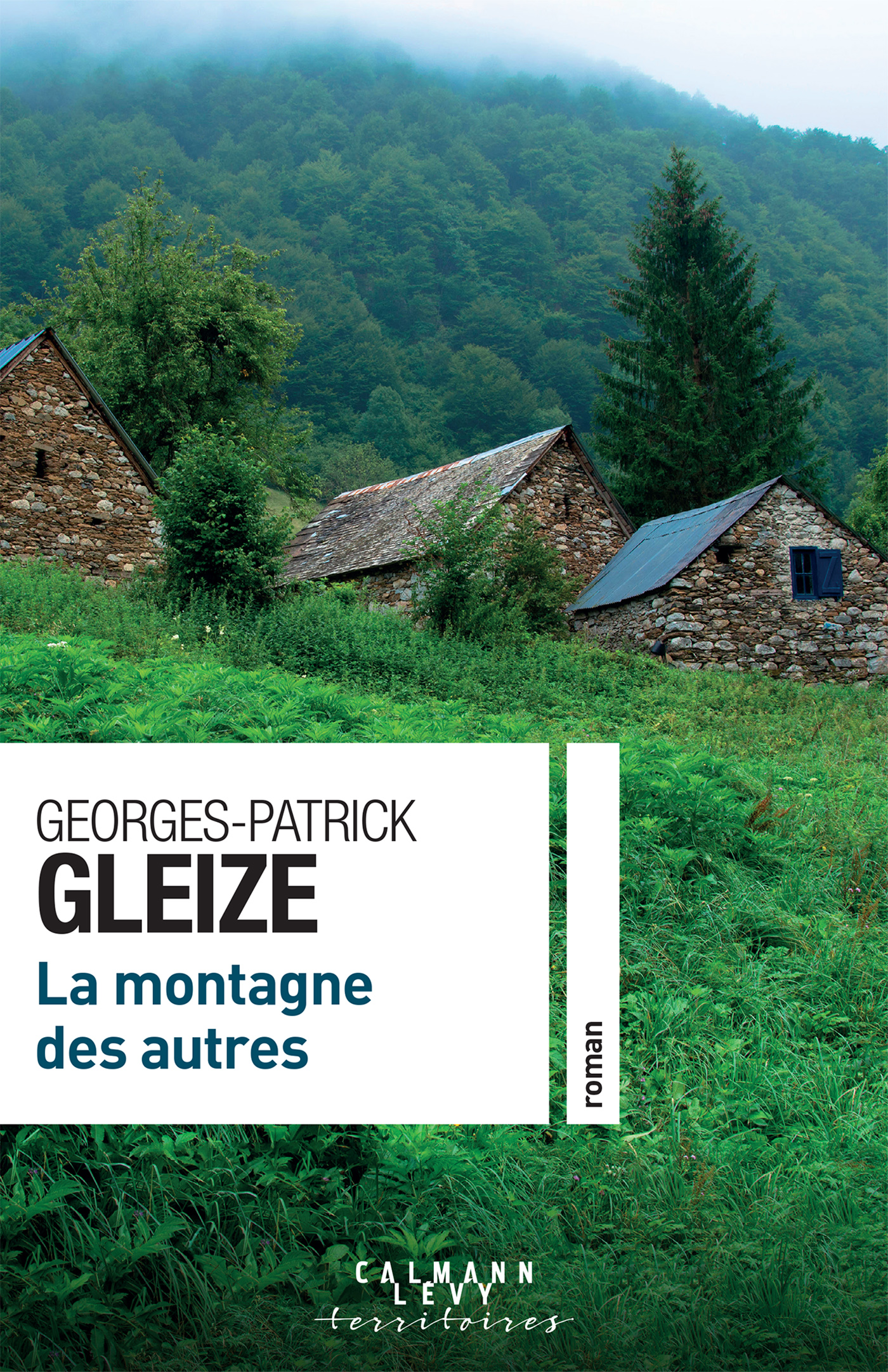 La montagne des autres | Gleize, Georges-Patrick