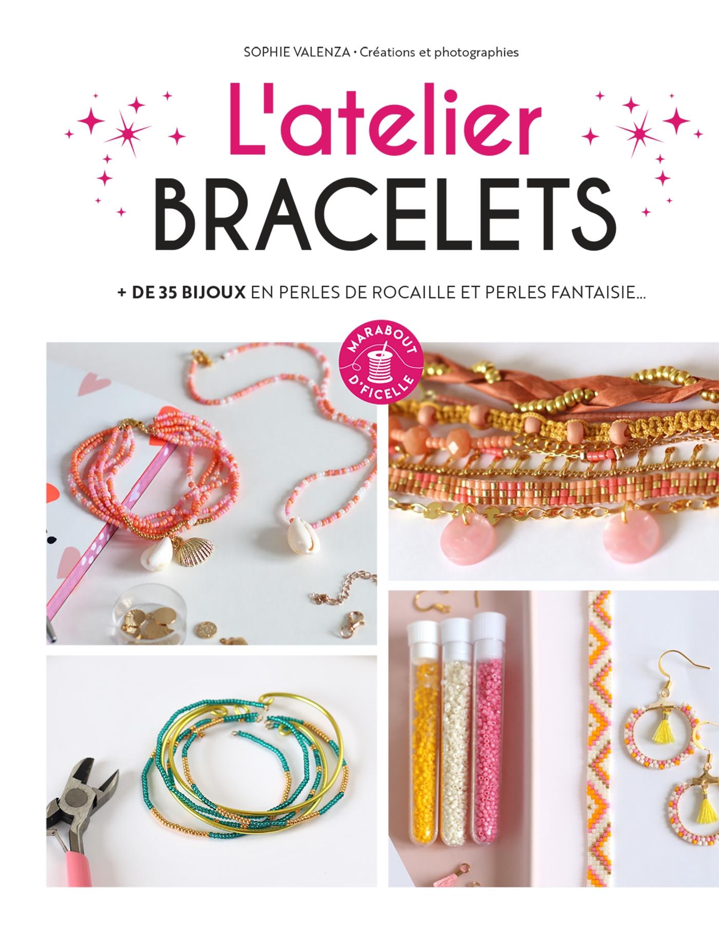 L'atelier bracelets | Valenza, Sophie. Auteur
