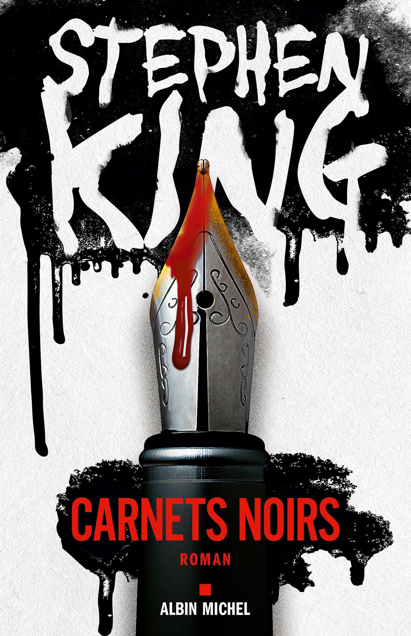 Carnets noirs | King, Stephen. Auteur