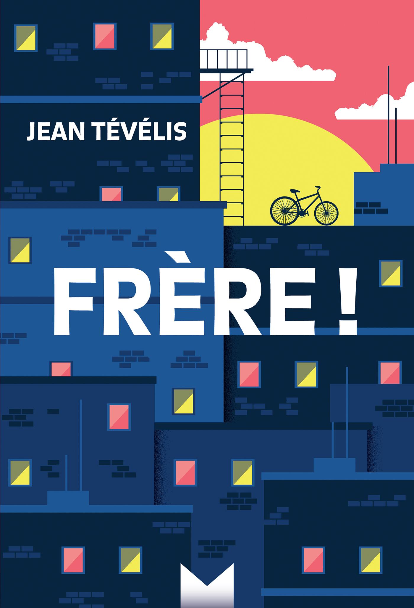 Frère ! | Tevelis, Jean. Auteur