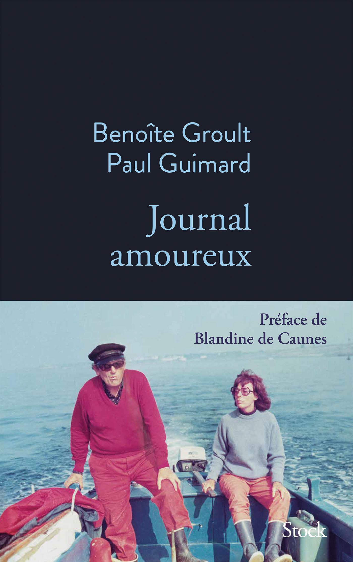 Journal amoureux | Groult, Benoîte. Auteur