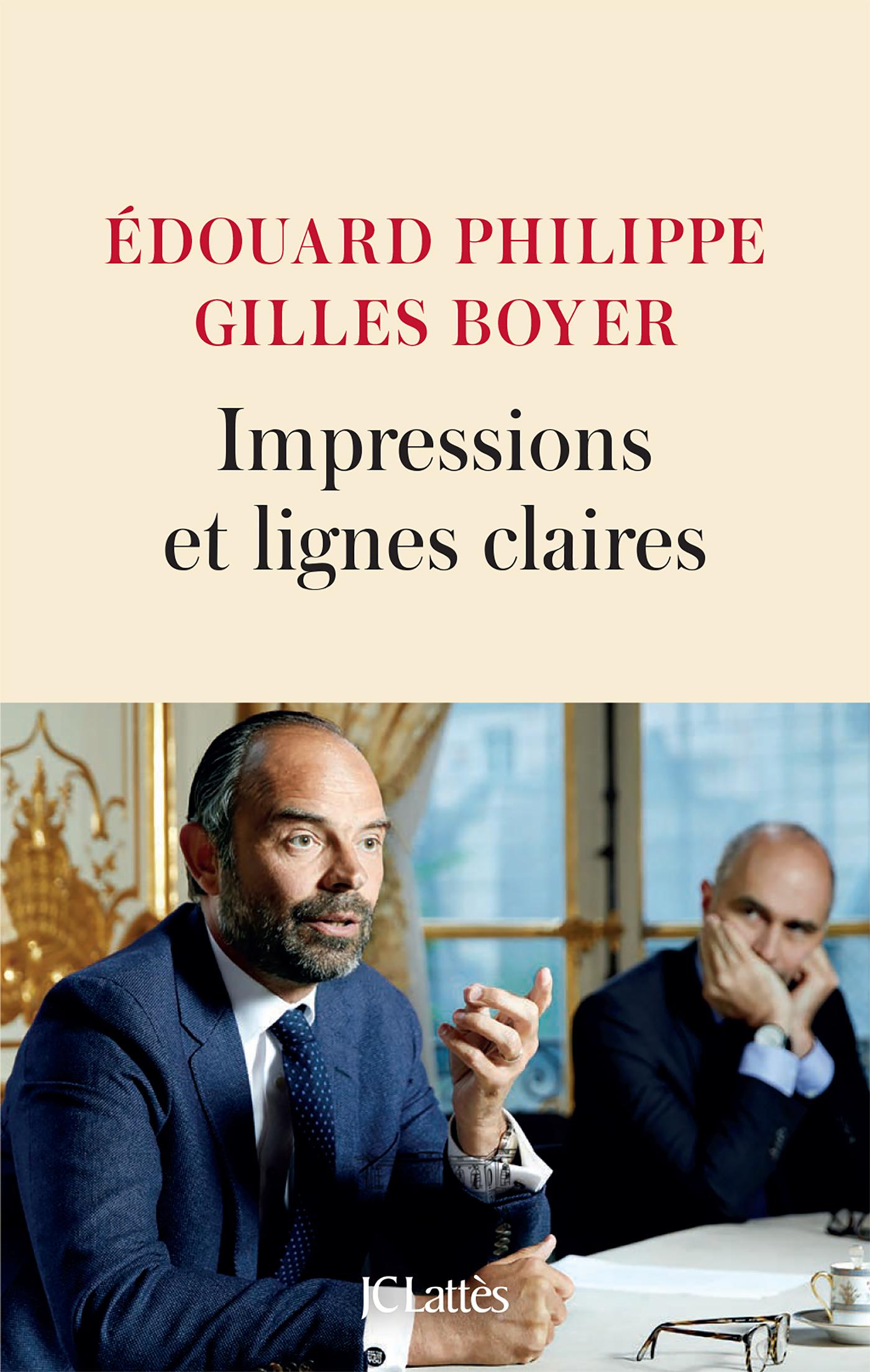 Impressions et lignes claires   Philippe, Edouard. Auteur