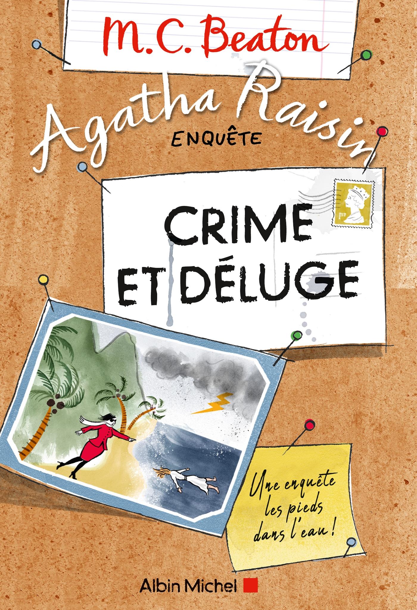 Cover image (Agatha Raisin enquête 12 - Crime et déluge)
