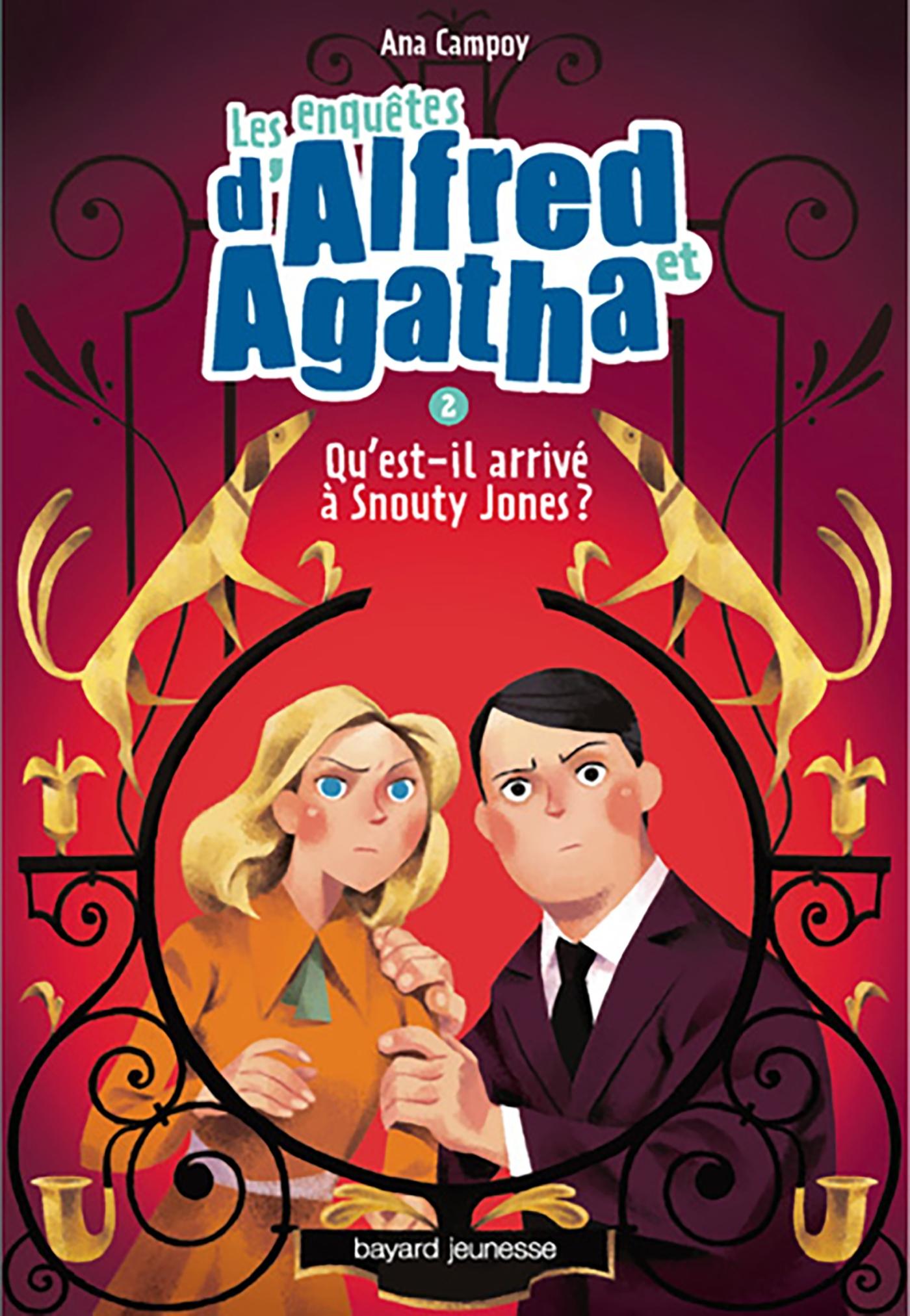 Les enquêtes d'Alfred et Agatha, Tome 02 |
