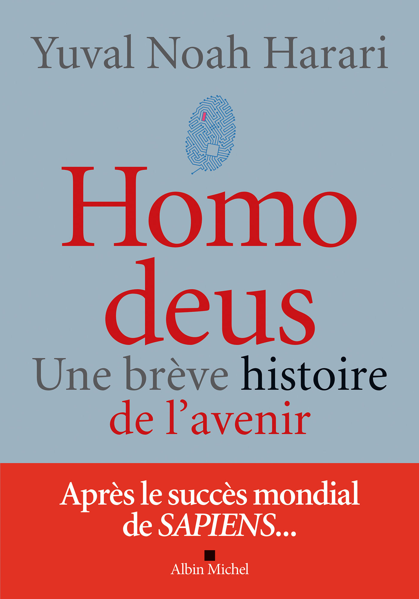 Homo deus   Harari, Yuval Noah. Auteur