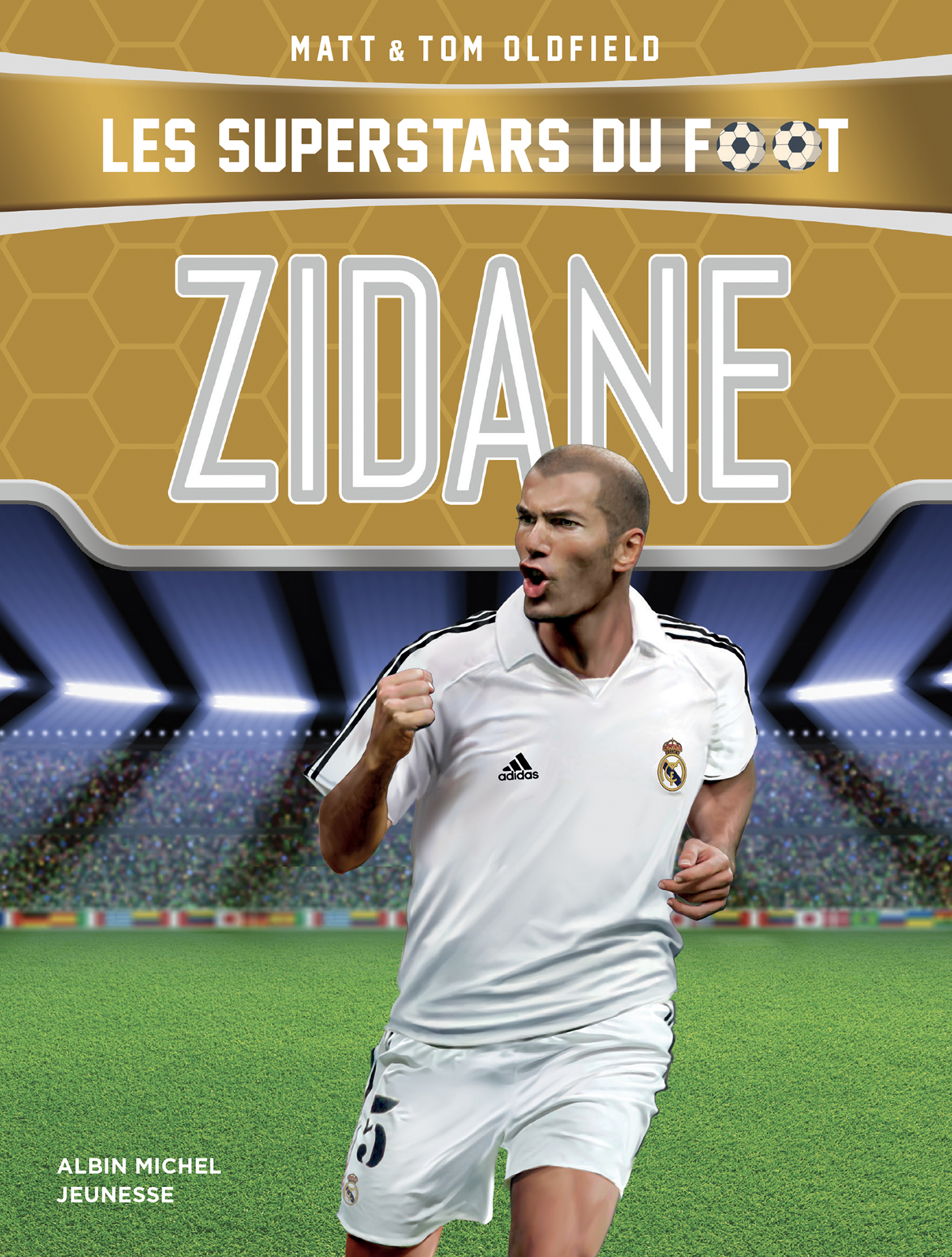 Zidane | Oldfield, Tom. Auteur