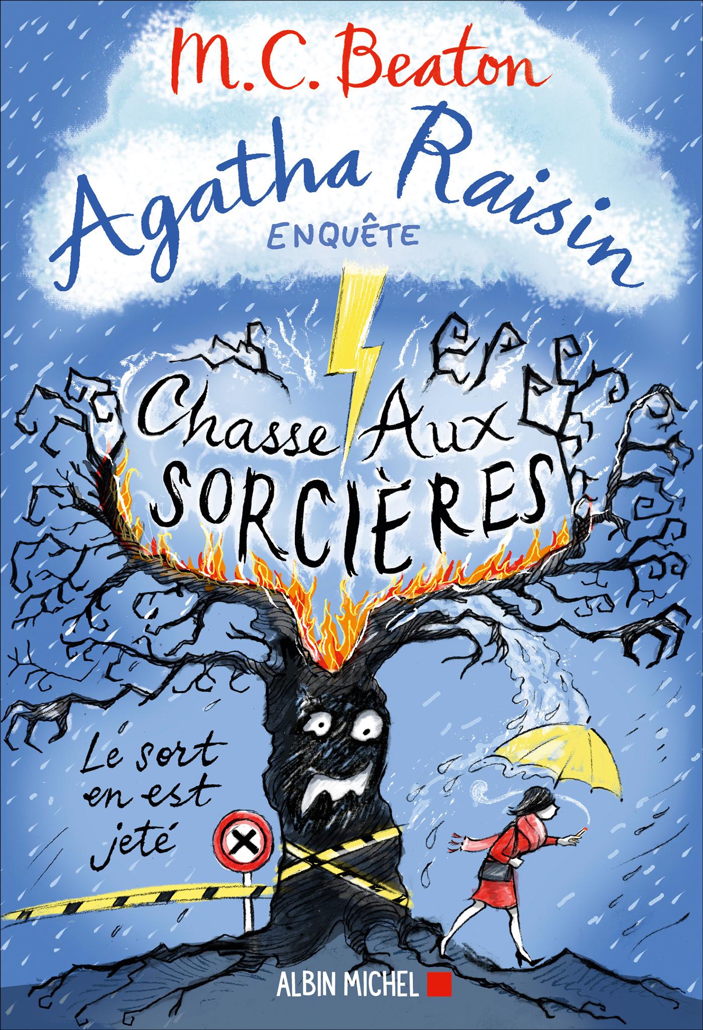 Agatha Raisin 28 - Chasse aux sorcières | Beaton, M. C.. Auteur