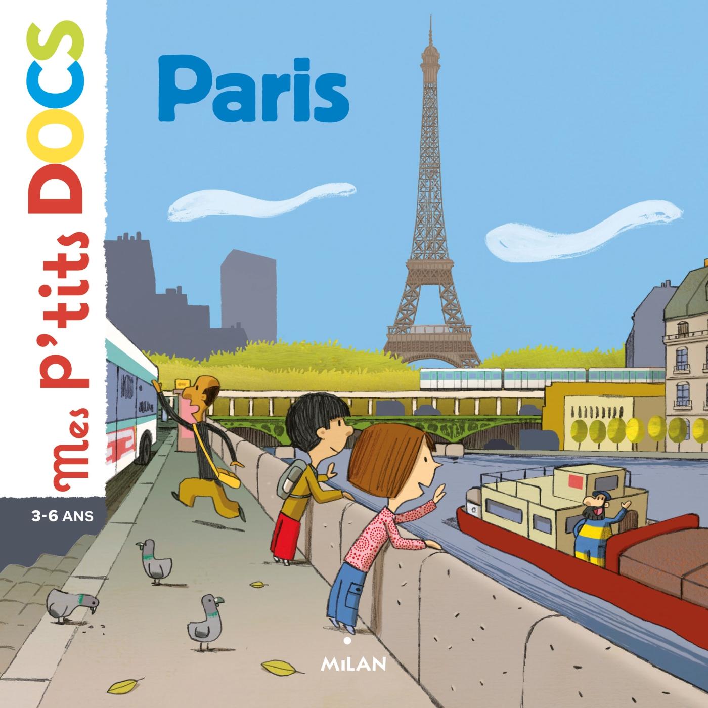 Paris | Ledu, Stéphanie. Auteur