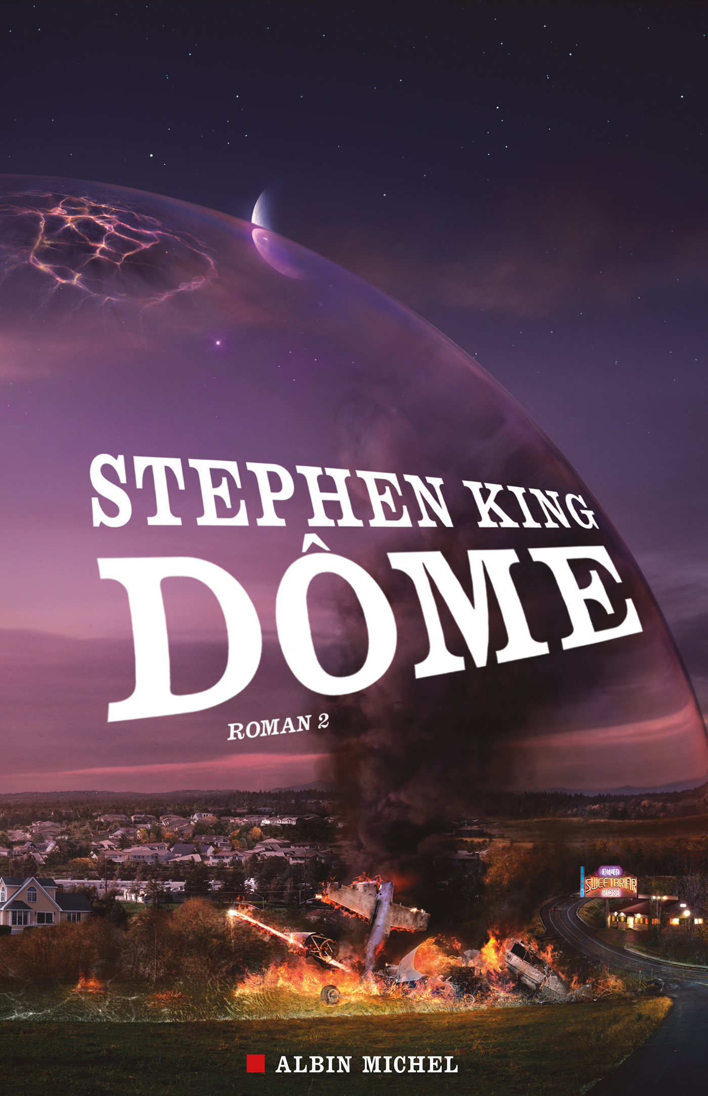 Dôme - tome 2 | King, Stephen. Auteur