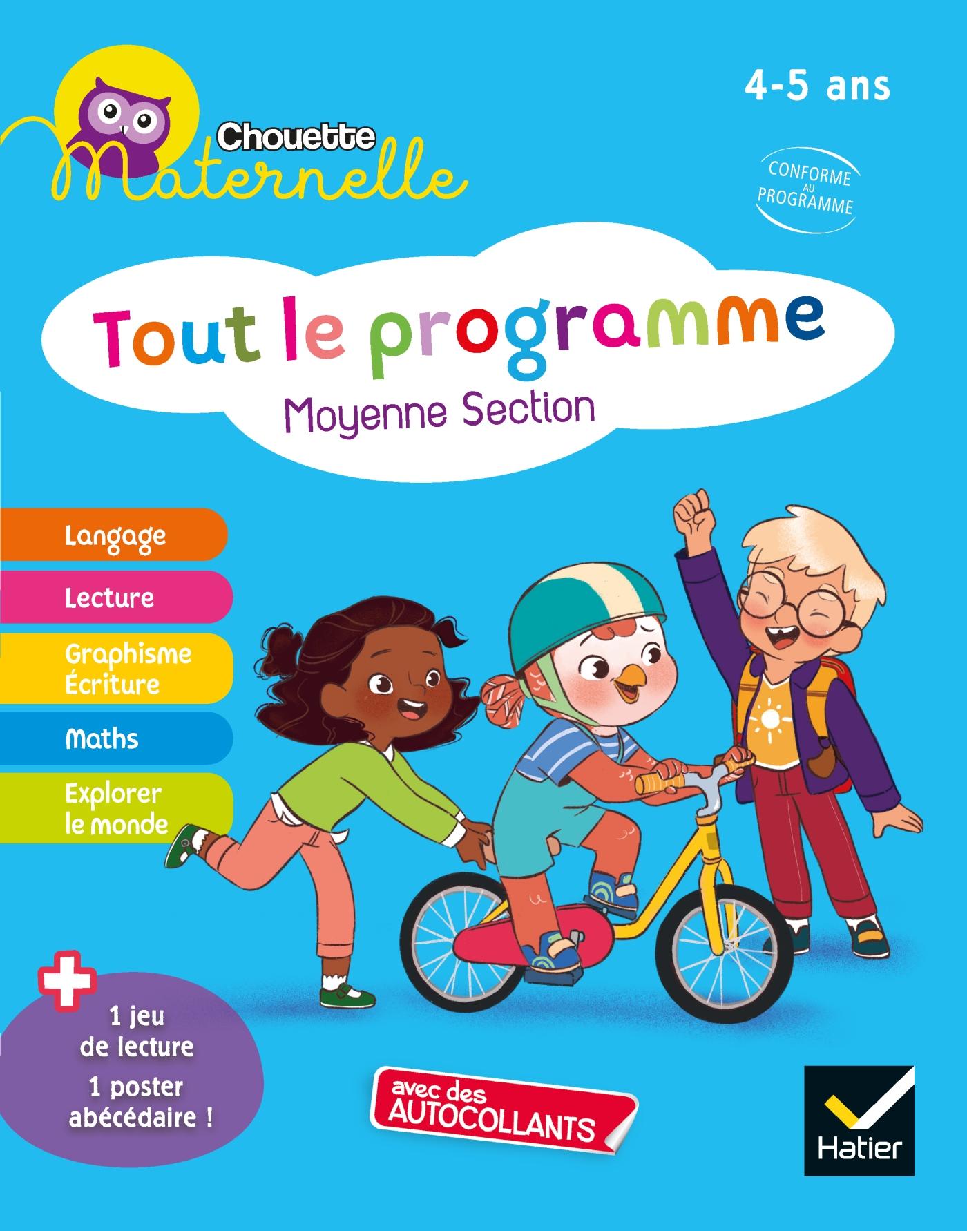 Chouette maternelle Tout le programme MS | Doutremepuich, Florence. Auteur