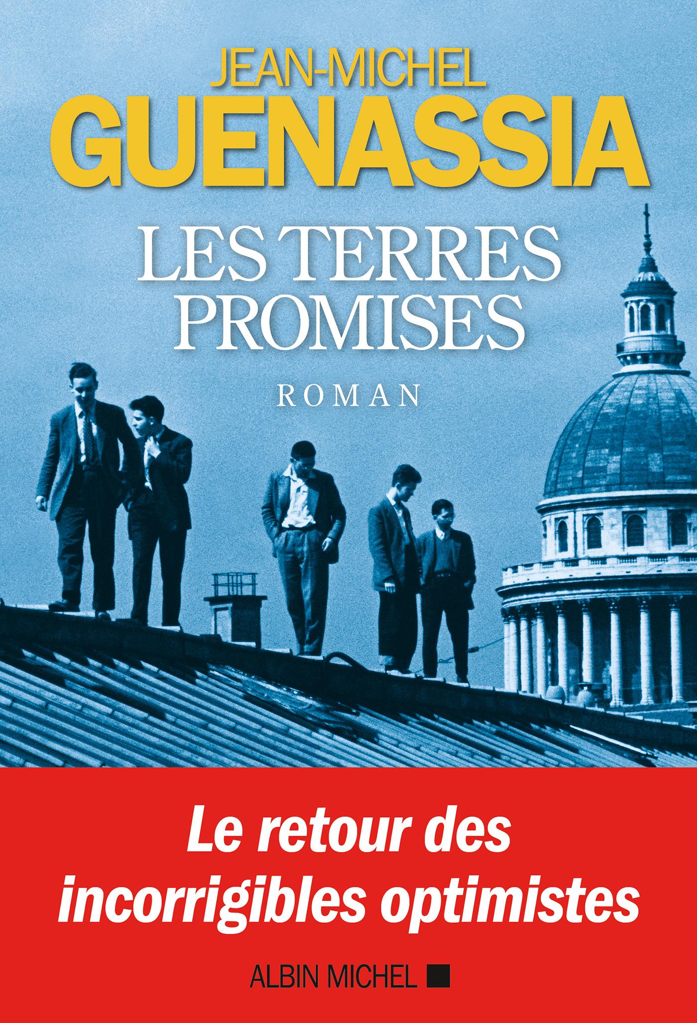 Les Terres promises | Guenassia, Jean-Michel. Auteur
