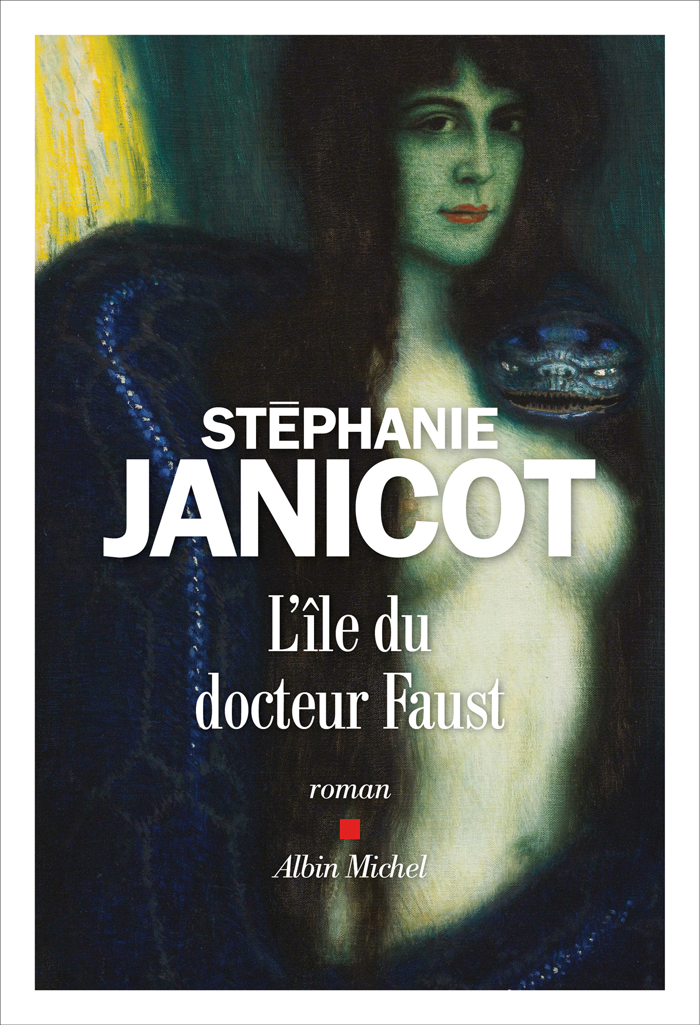 L'Ile du docteur Faust | Janicot, Stéphanie. Auteur