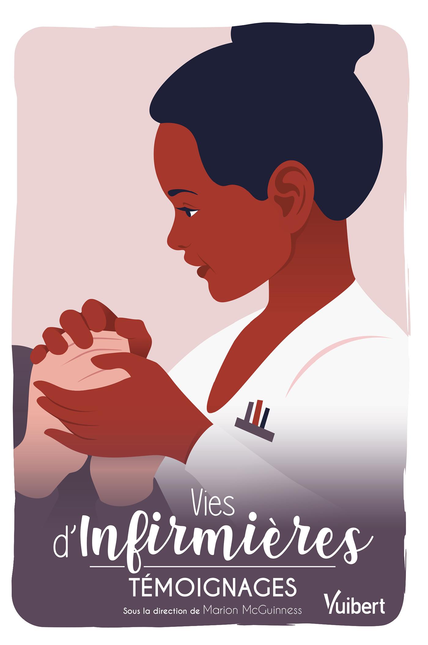 Vies d'infirmières | McGuinness, Marion. Auteur