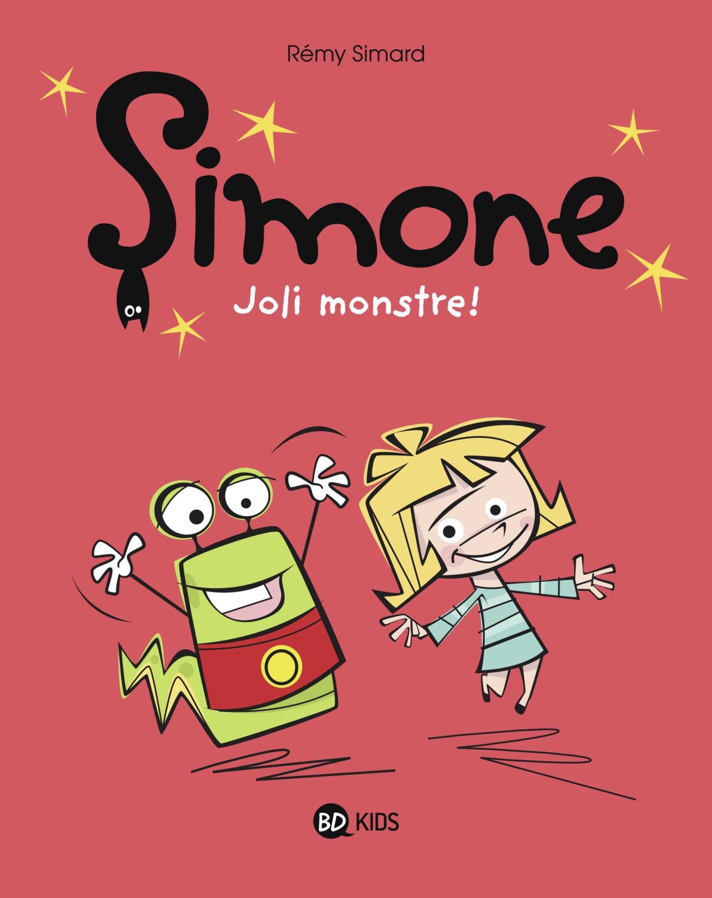 Simone , Tome 01 | Simard, Rémy. Illustrateur