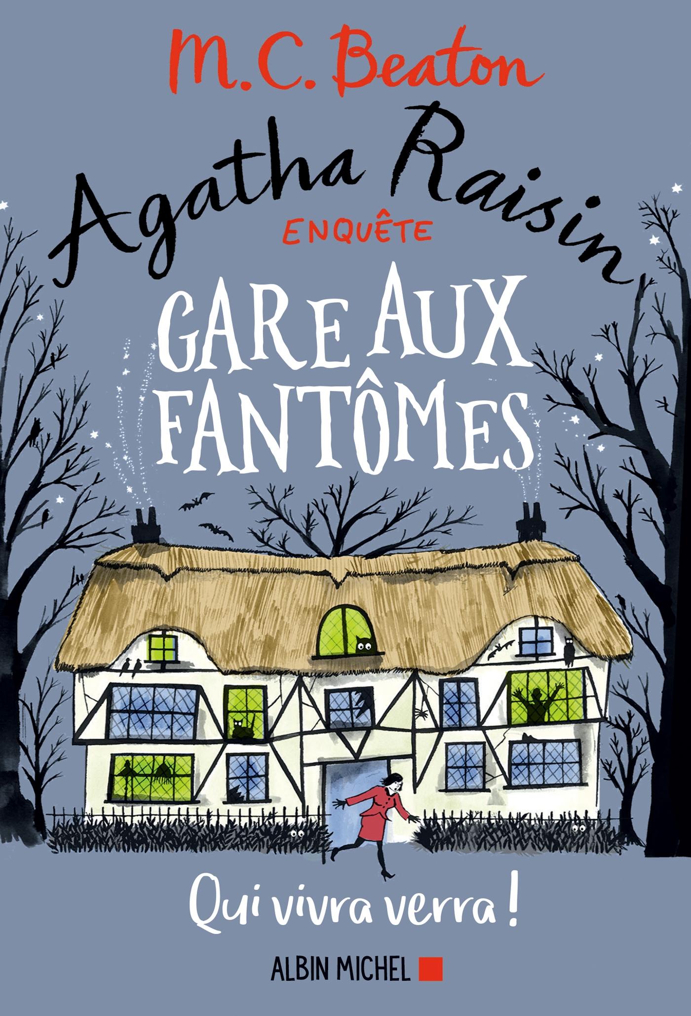 Cover image (Agatha Raisin enquête 14 - Gare aux fantômes)