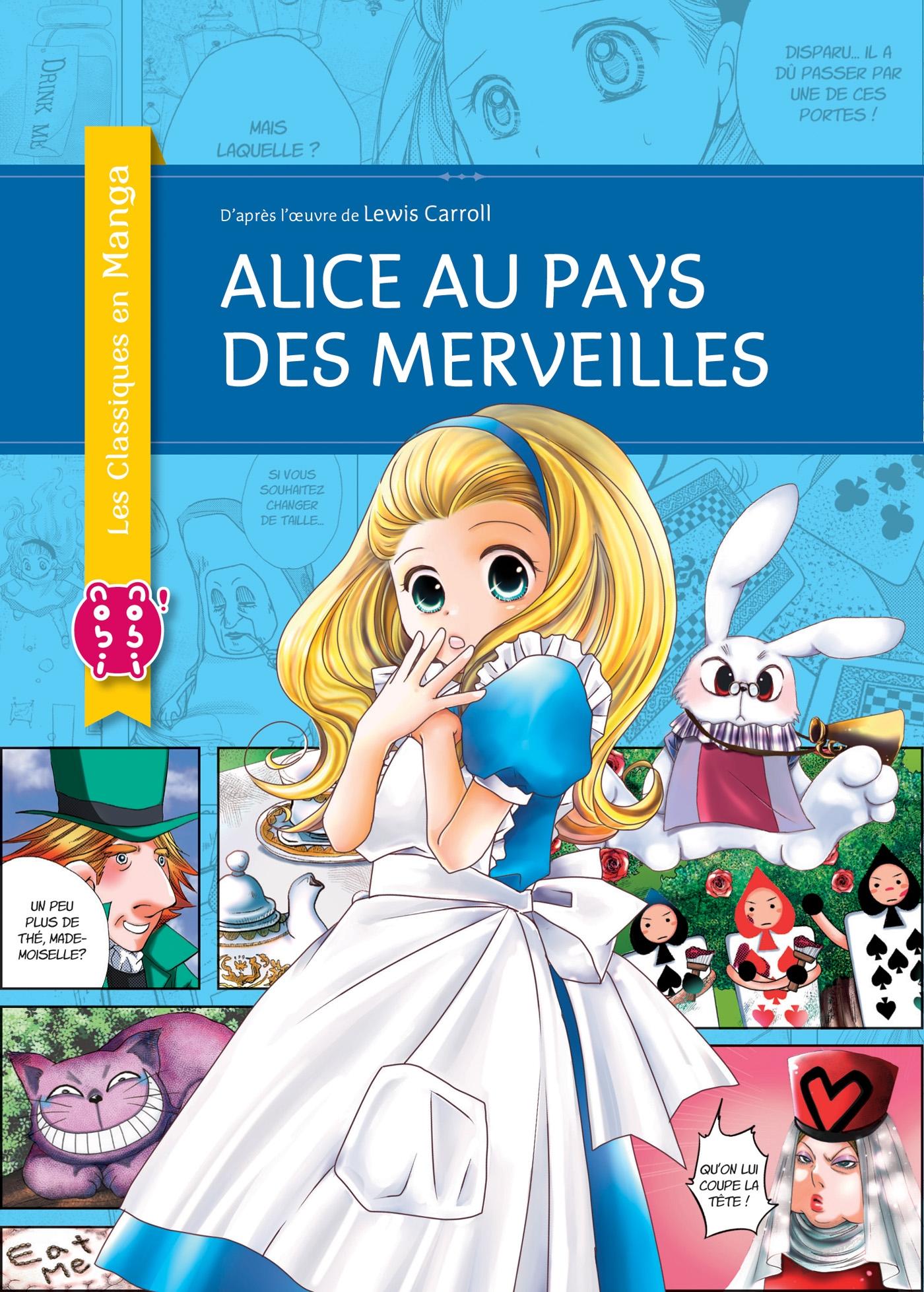 Alice au pays des merveilles | Tamura, Junko. Auteur