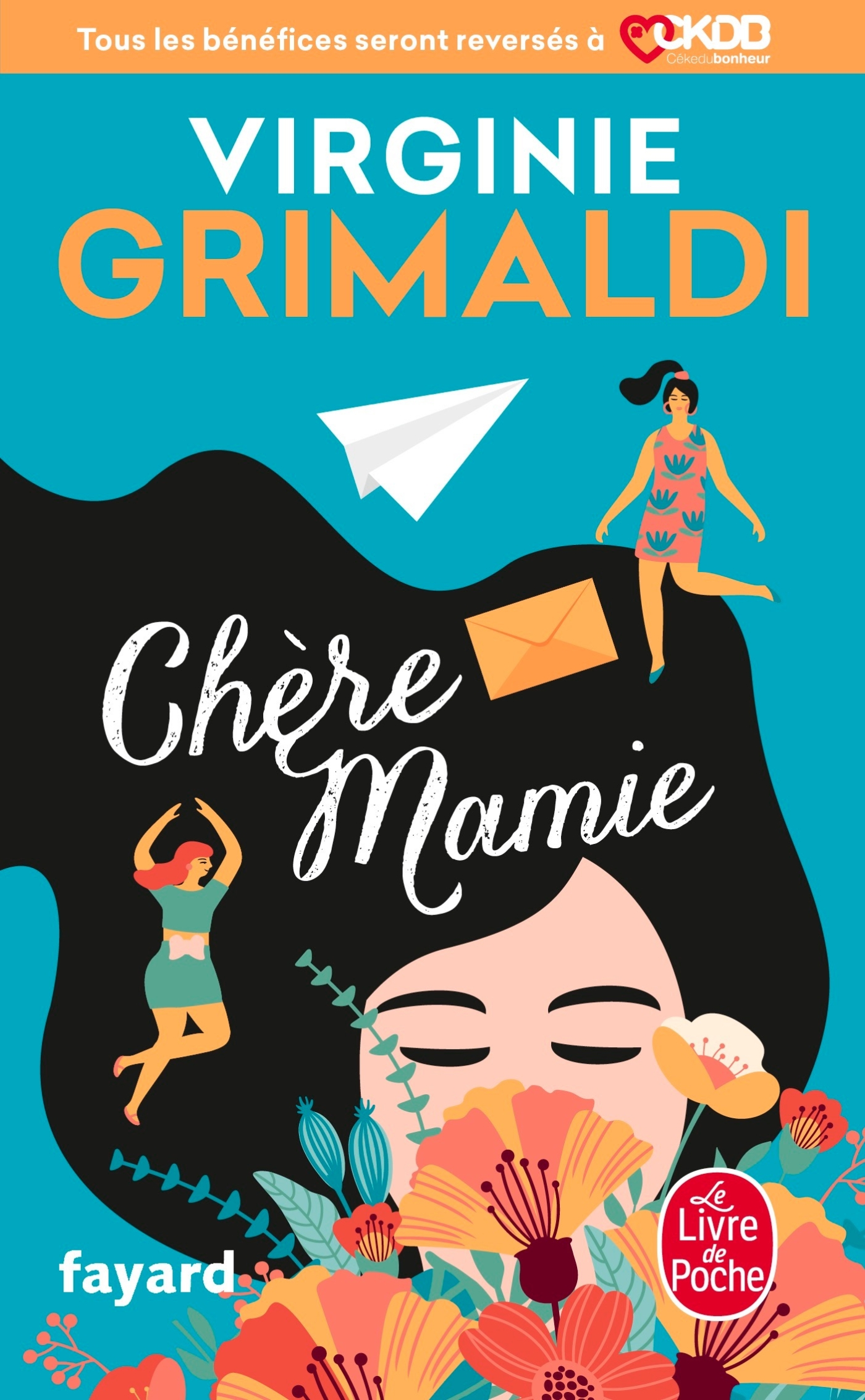 Chère Mamie | Grimaldi, Virginie. Auteur