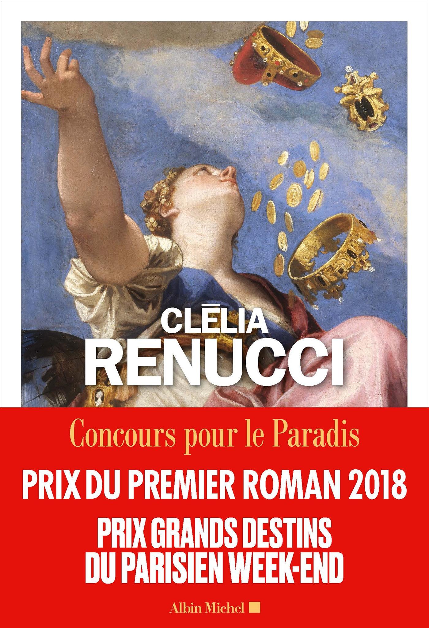 Concours pour le Paradis | Renucci, Clélia. Auteur