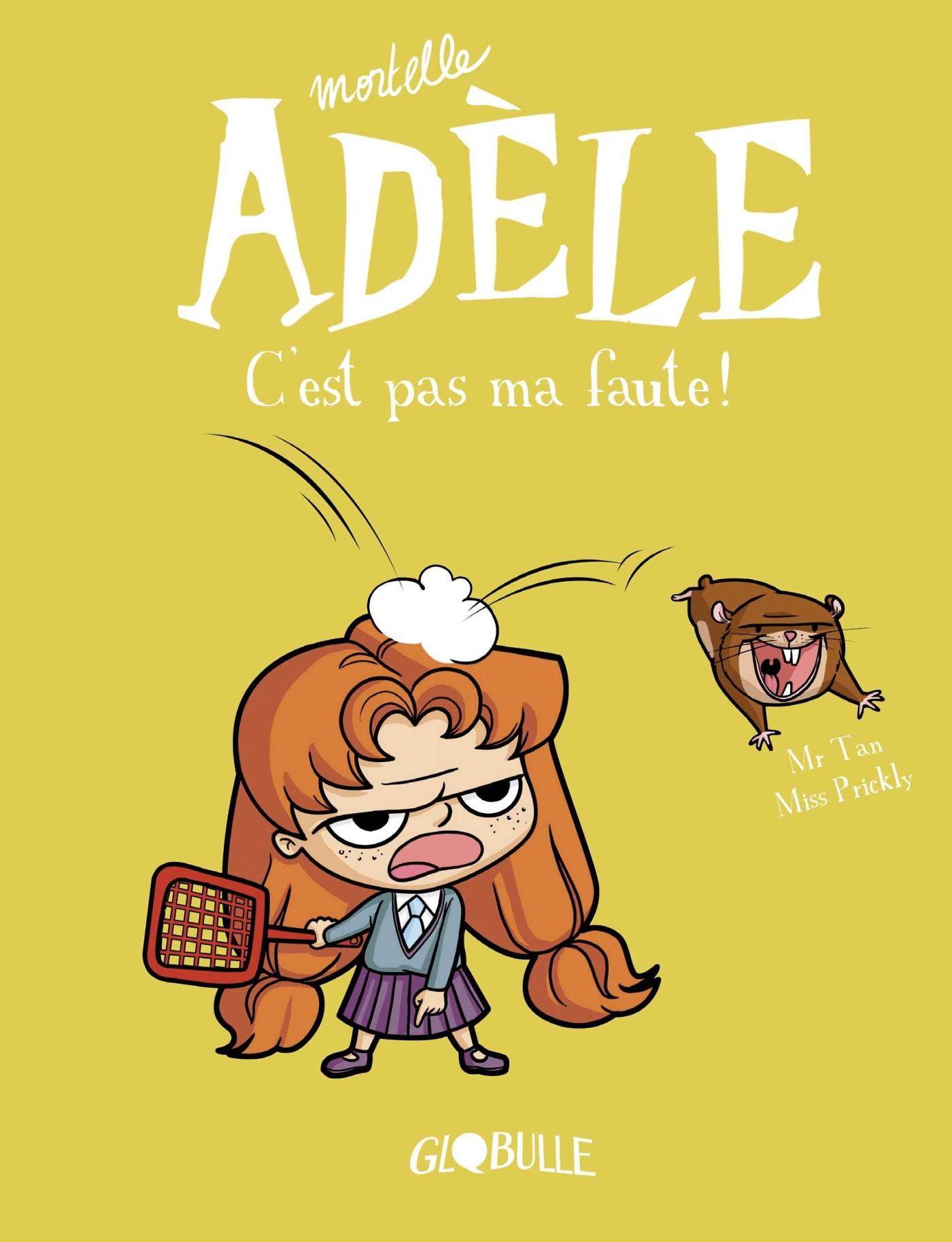 BD Mortelle Adèle, Tome 03 | M. TAN, . Auteur