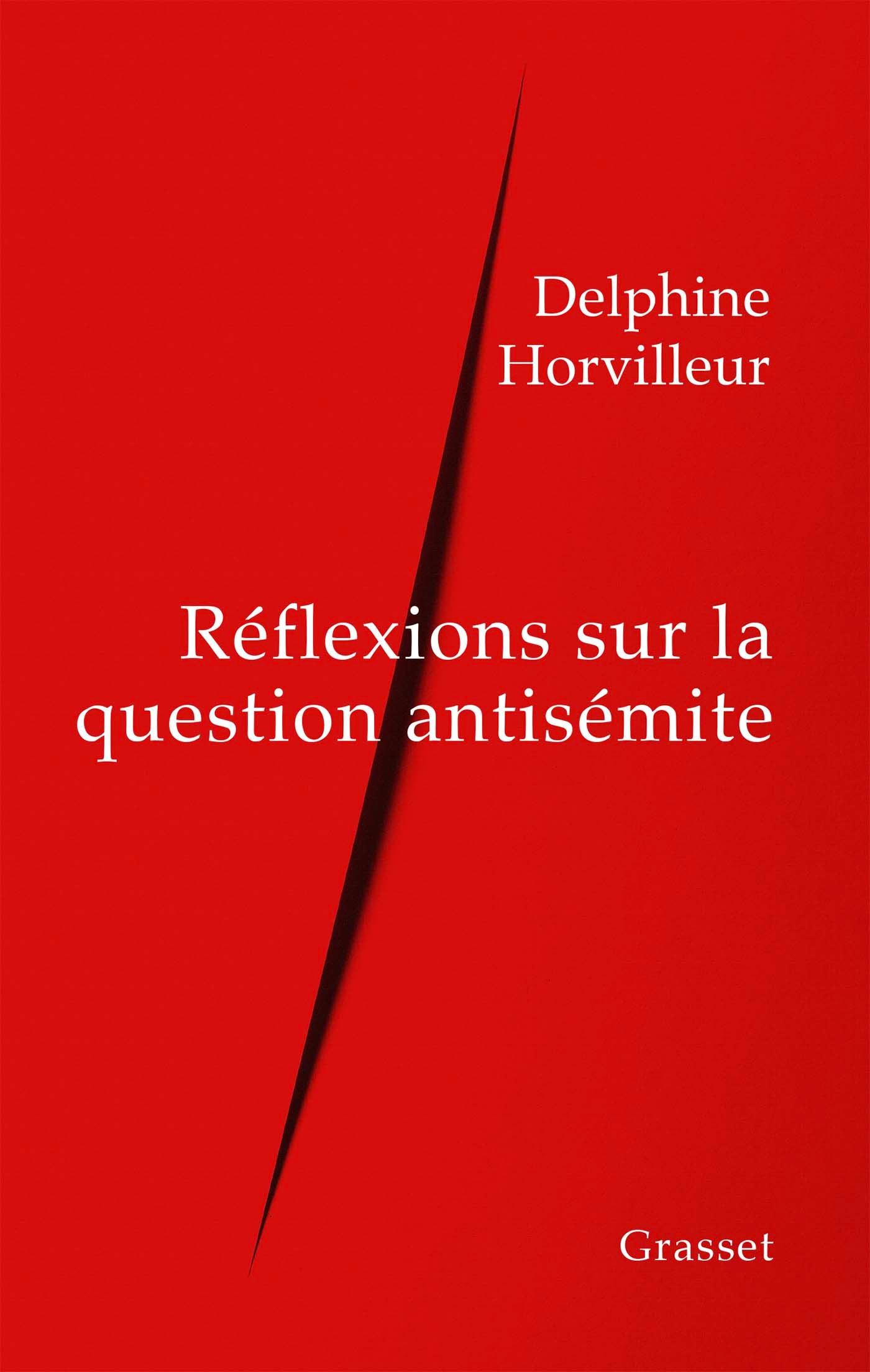 Réflexions sur la question antisémite | Horvilleur, Delphine. Auteur