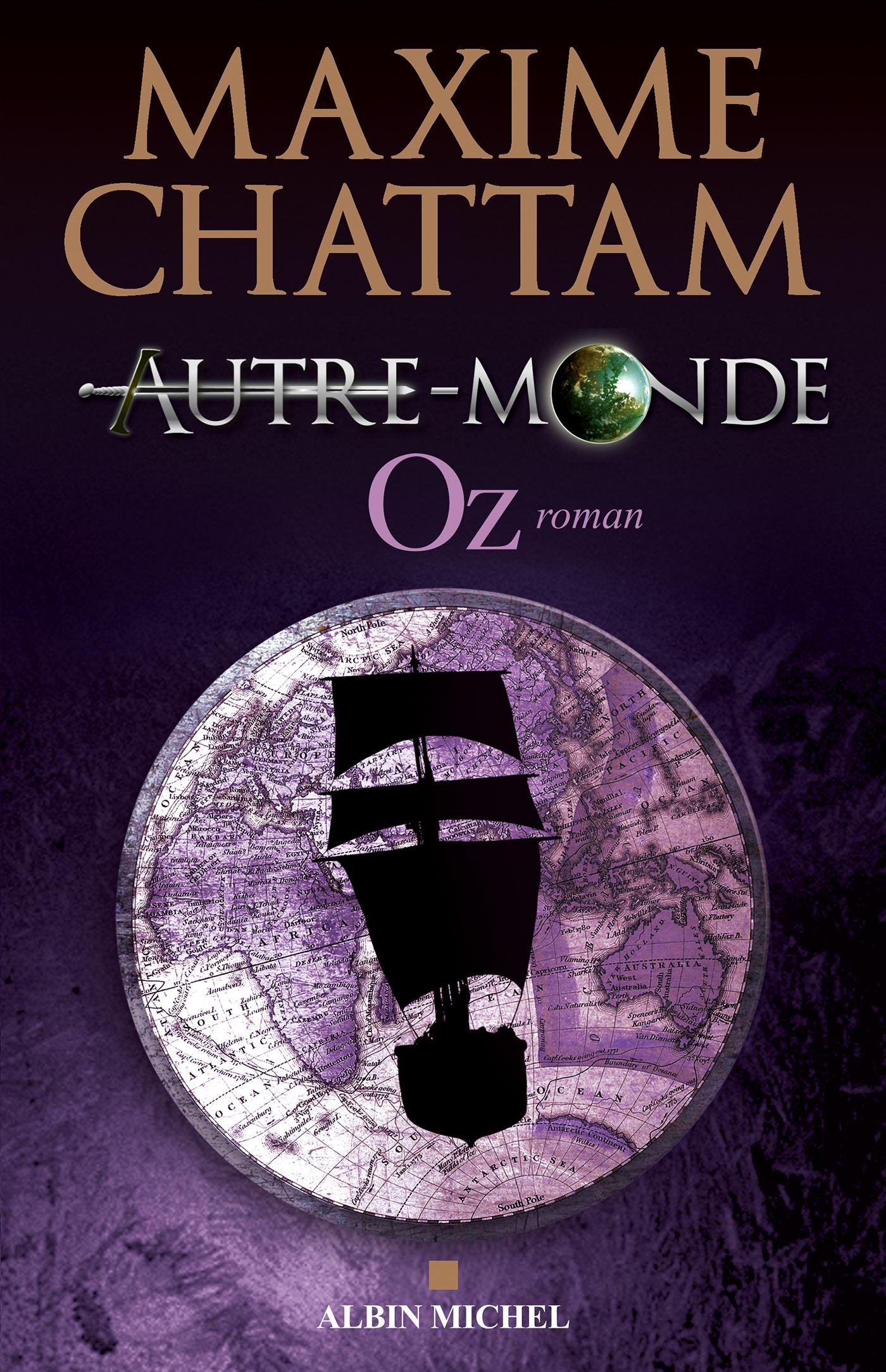 Autre-monde - tome 5 | Chattam, Maxime. Auteur
