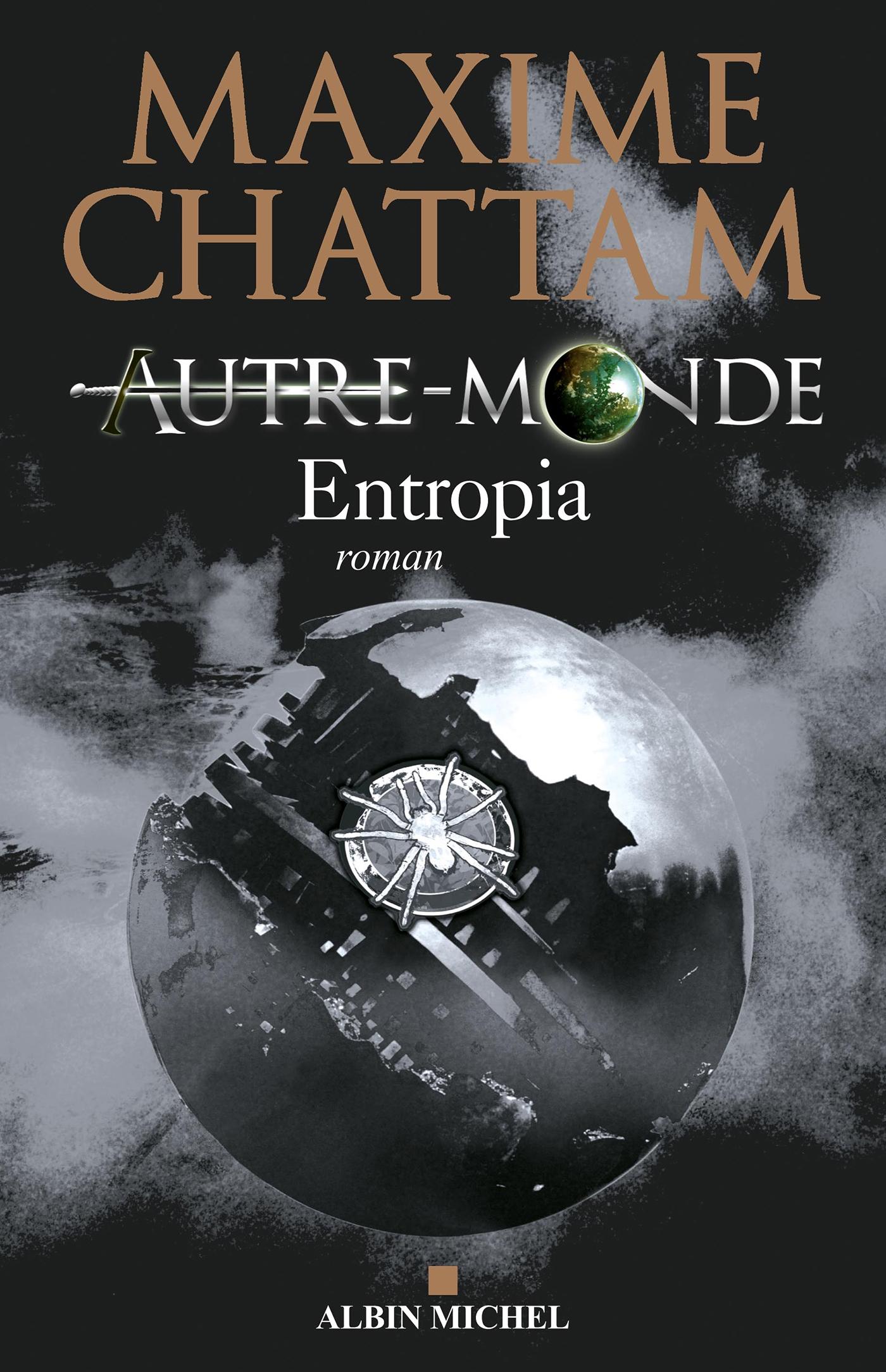 Autre-monde - tome 4 | Chattam, Maxime. Auteur