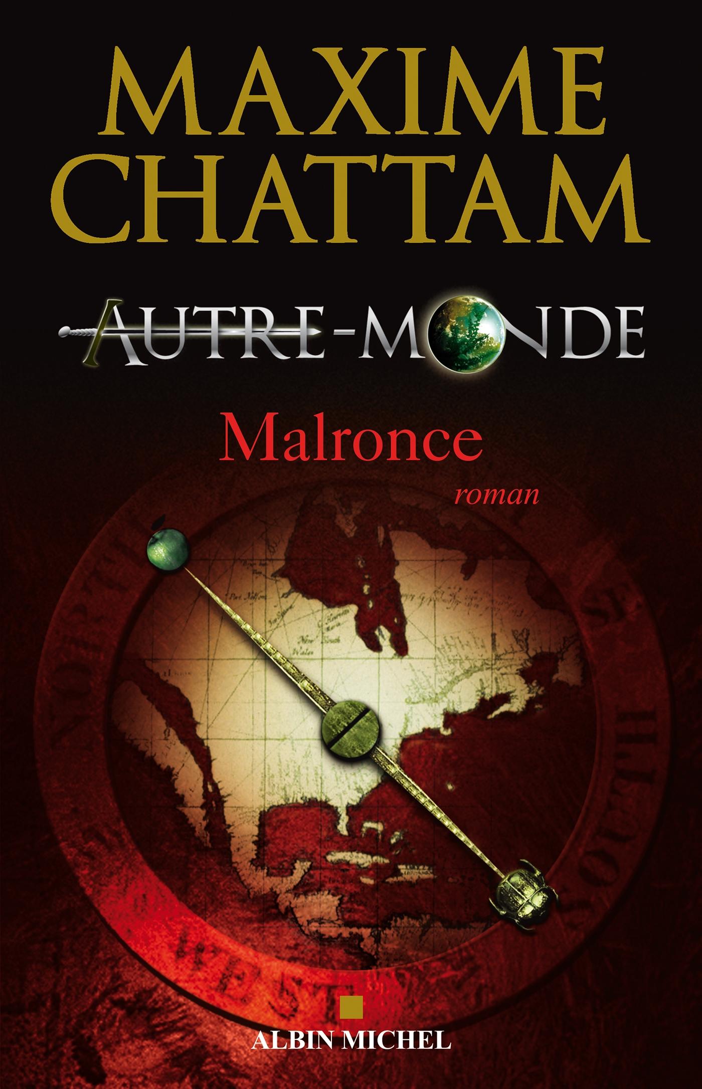 Autre-monde - tome 2 | Chattam, Maxime. Auteur