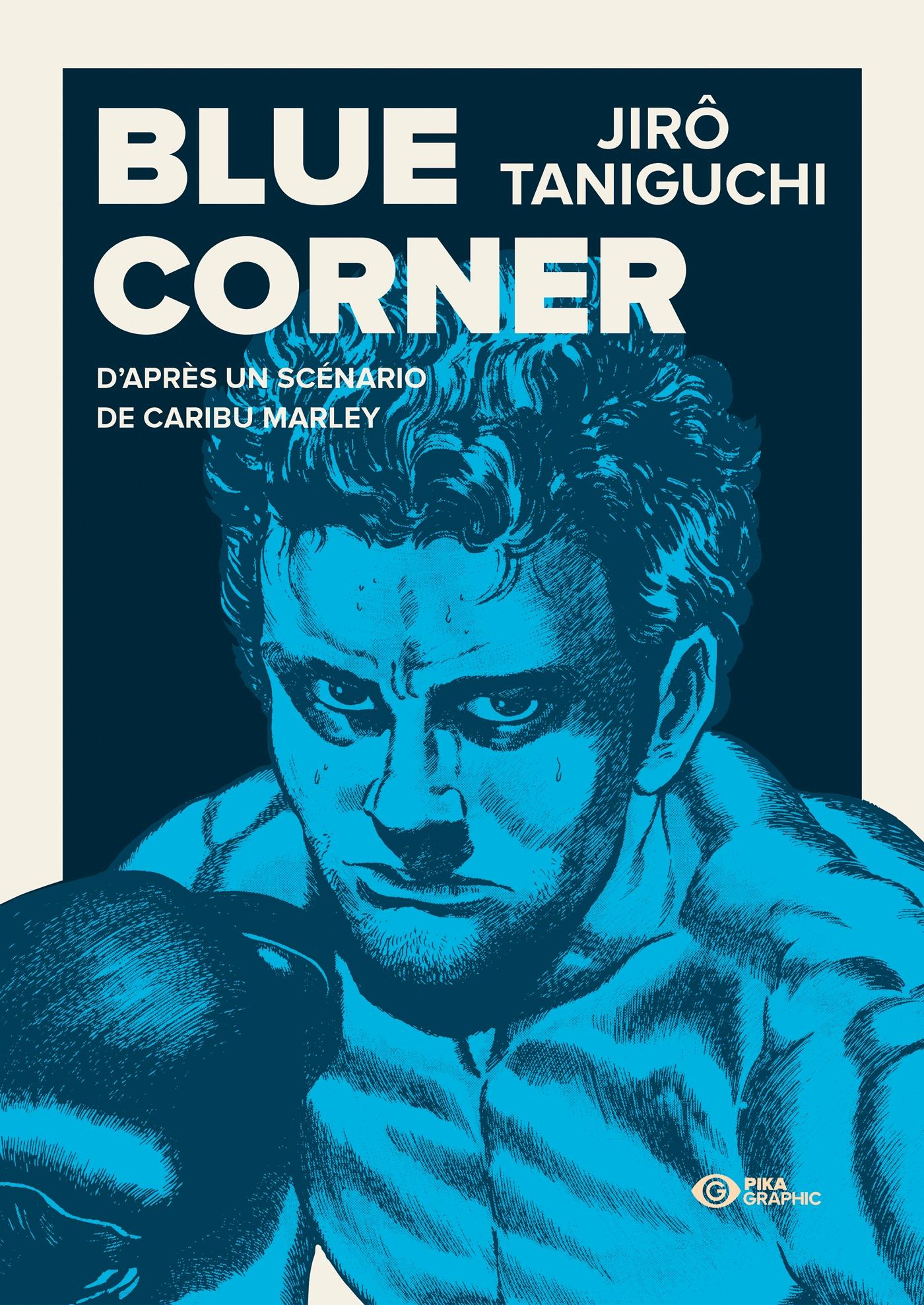 Blue Corner | Caribu, Marley. Contributeur