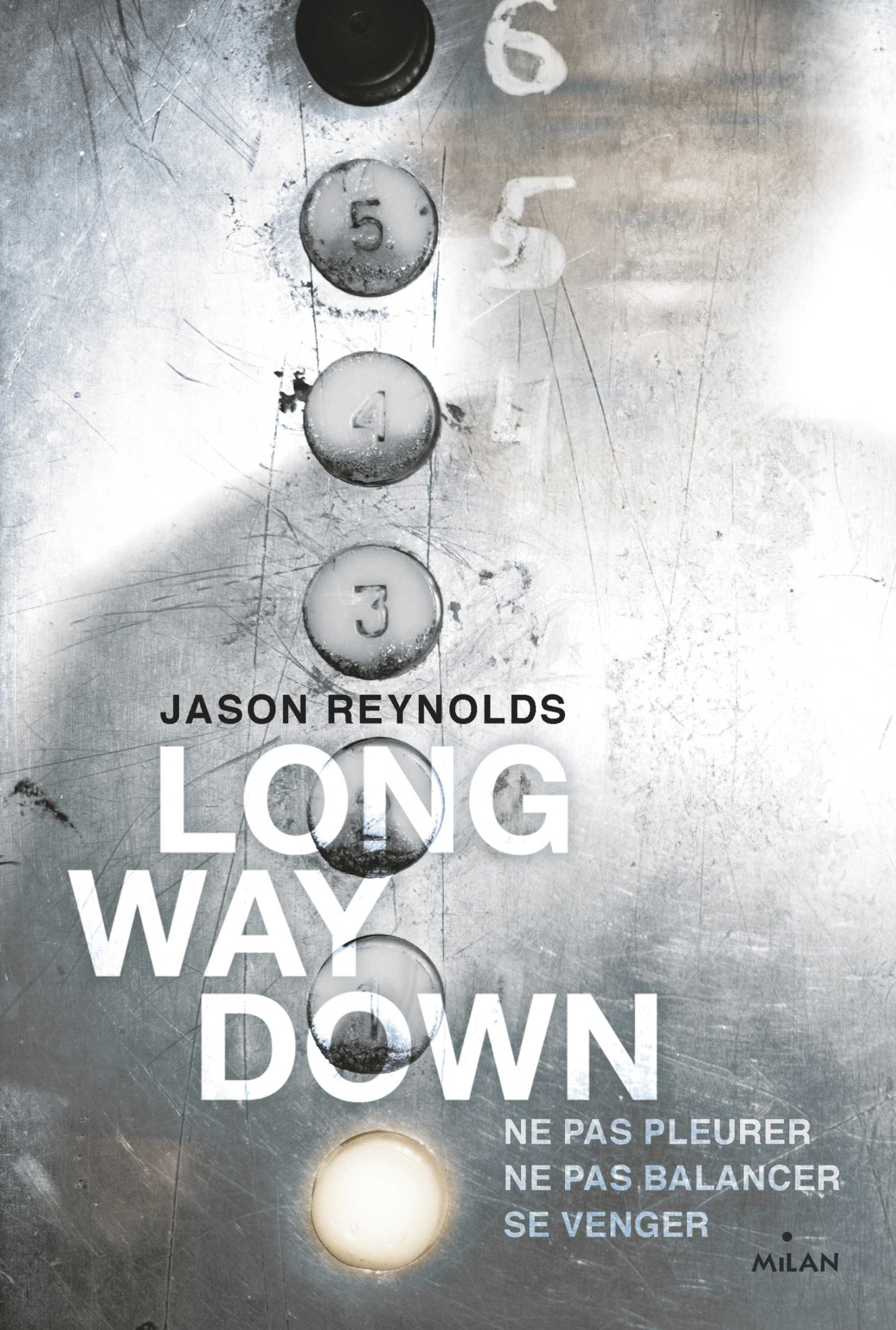 Long way down | Reynolds, Jason. Auteur