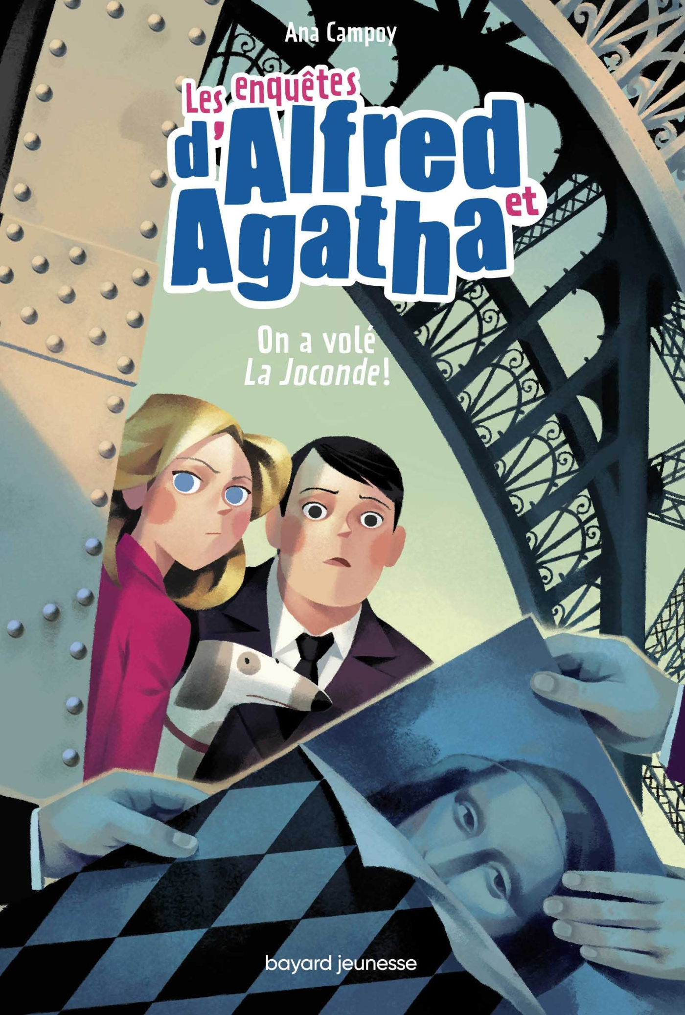 Les enquêtes d'Alfred et Agatha, Tome 08 |